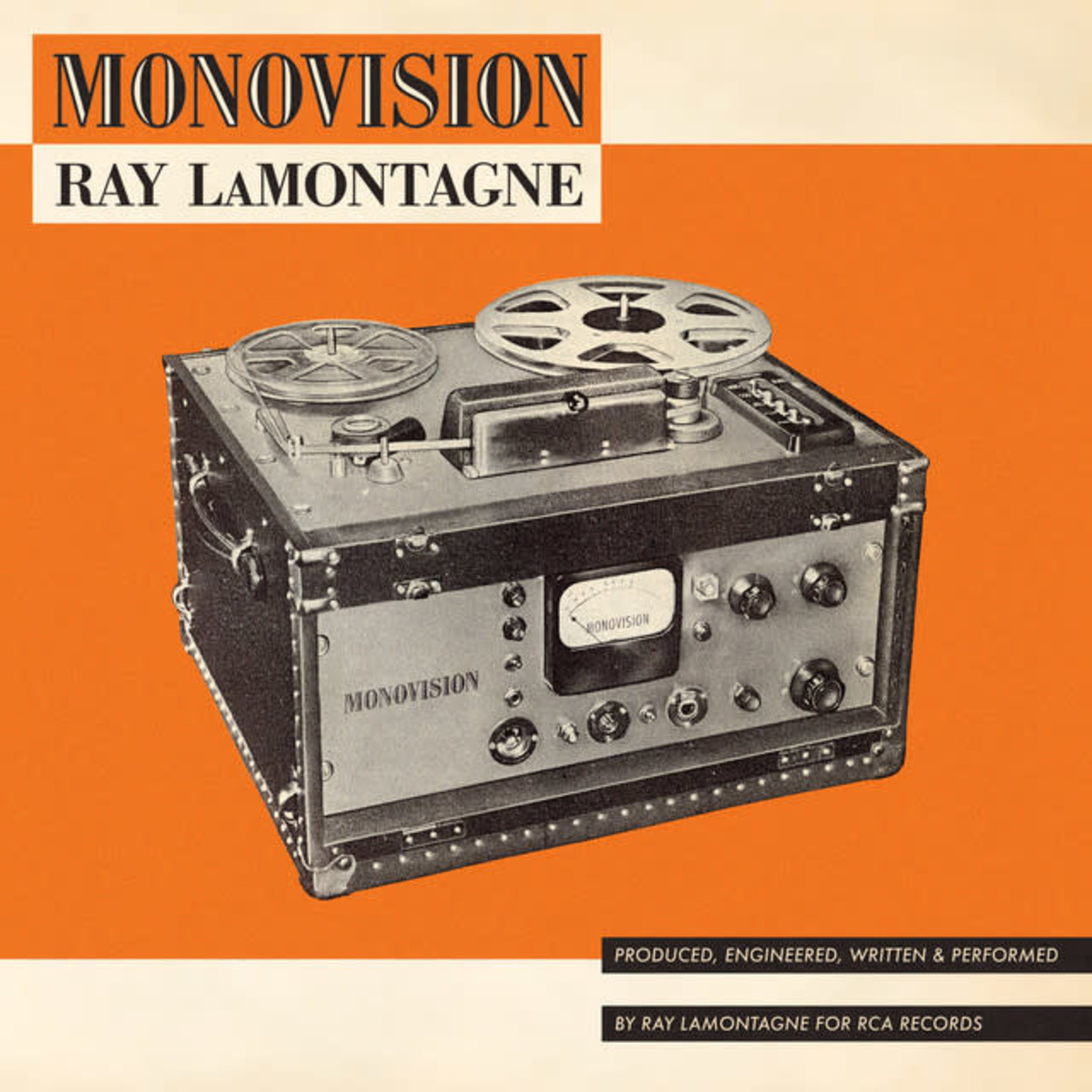 Vinyl Ray LaMontagne - Monovision