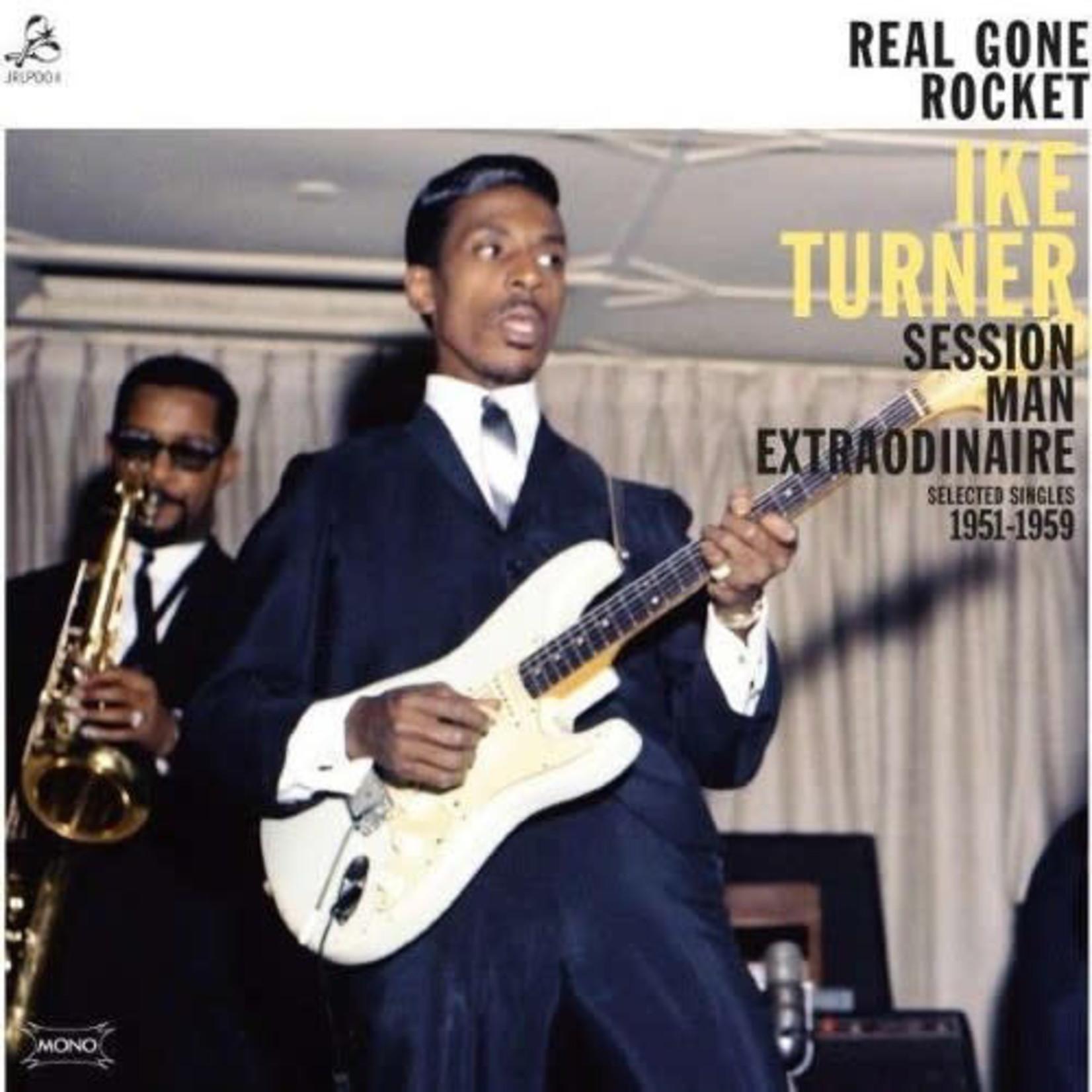 Vinyl Ike Turner - Session Man Extraordinaire 1951-1959