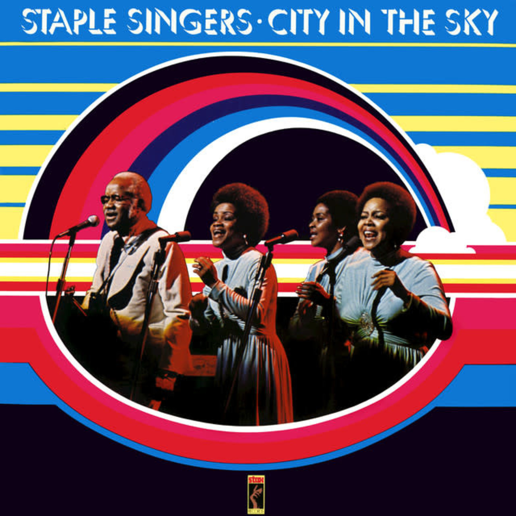 Vinyl The Staple Singers - City In The Sky