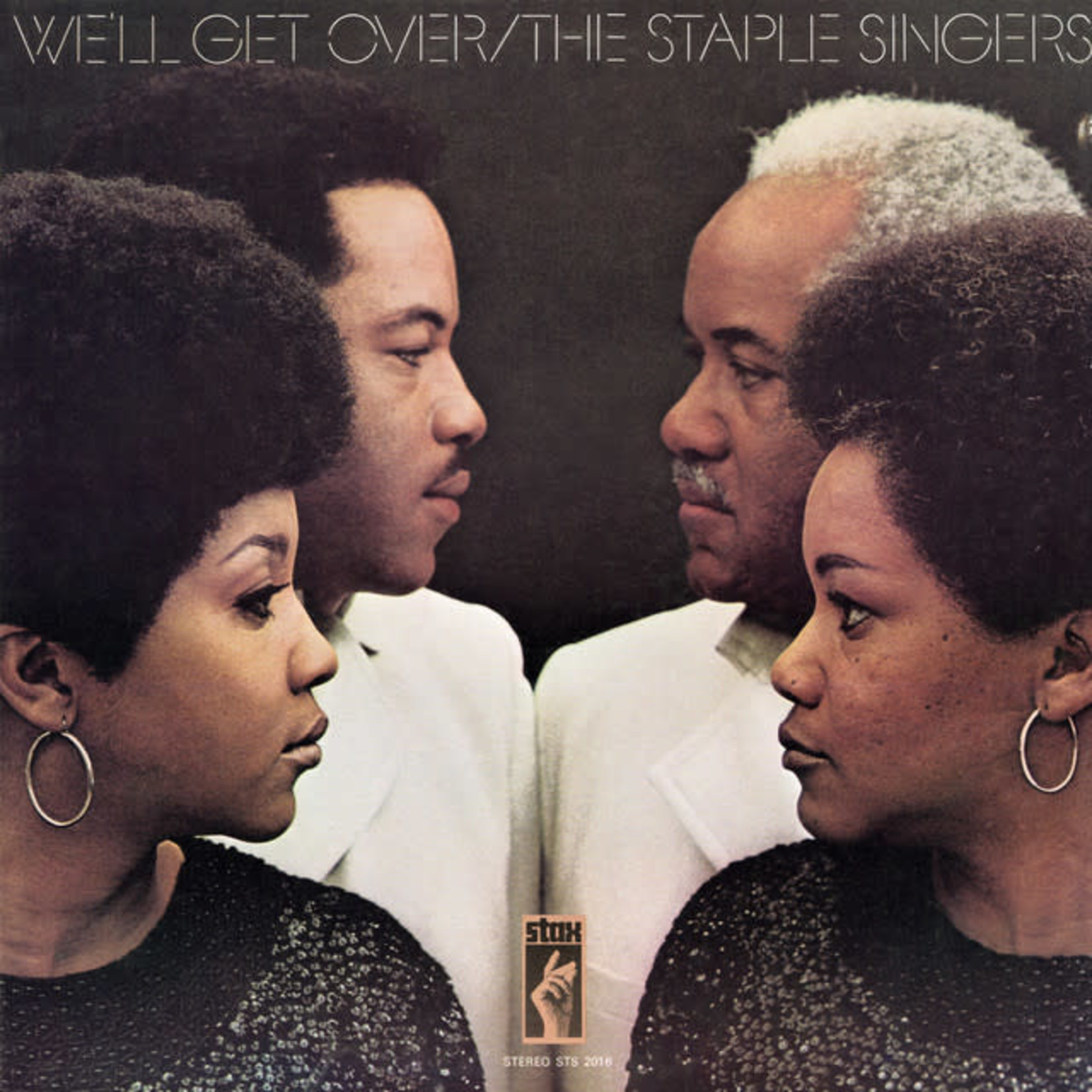 Vinyl The Staple Singers - We'll Get Over