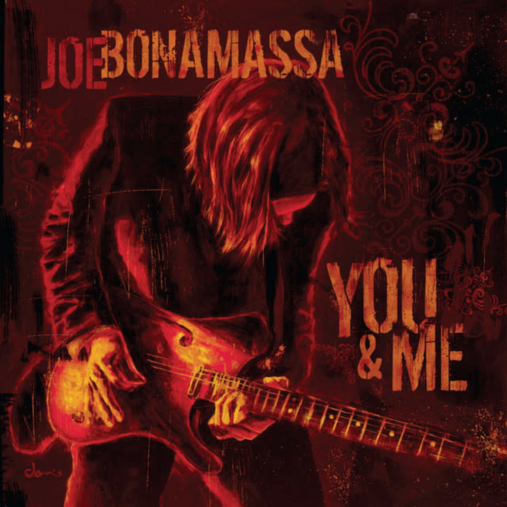 Vinyl Joe Bonamassa - You & Me