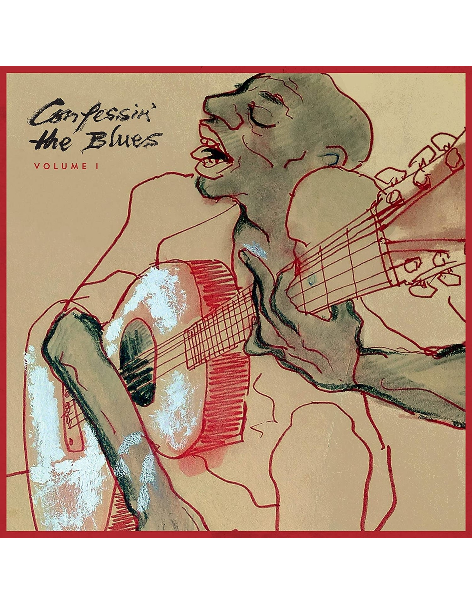 Vinyl Confessin The Blues - Volume 1