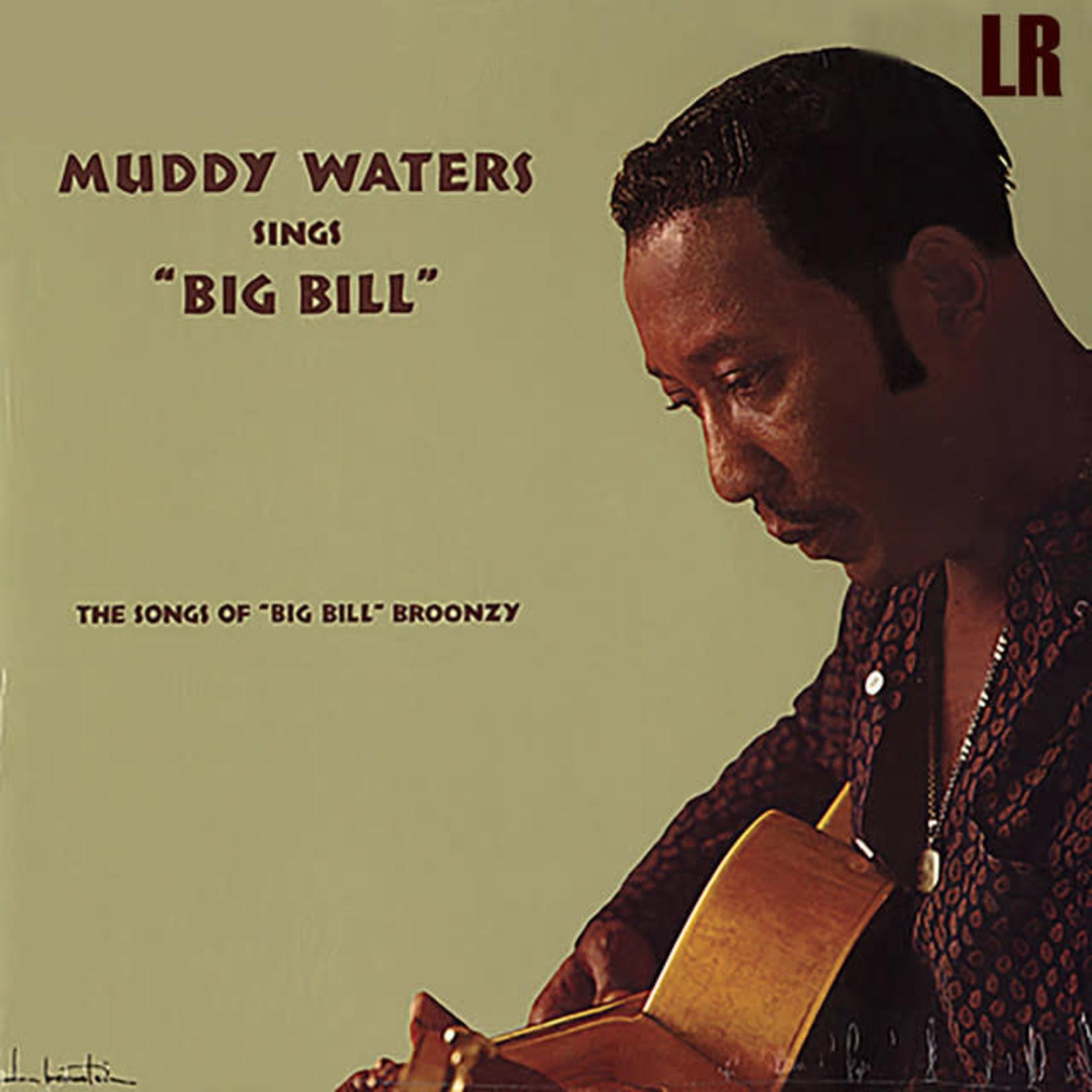 """Vinyl Muddy Waters - Sings """"Big Bill""""  Broonzy"""