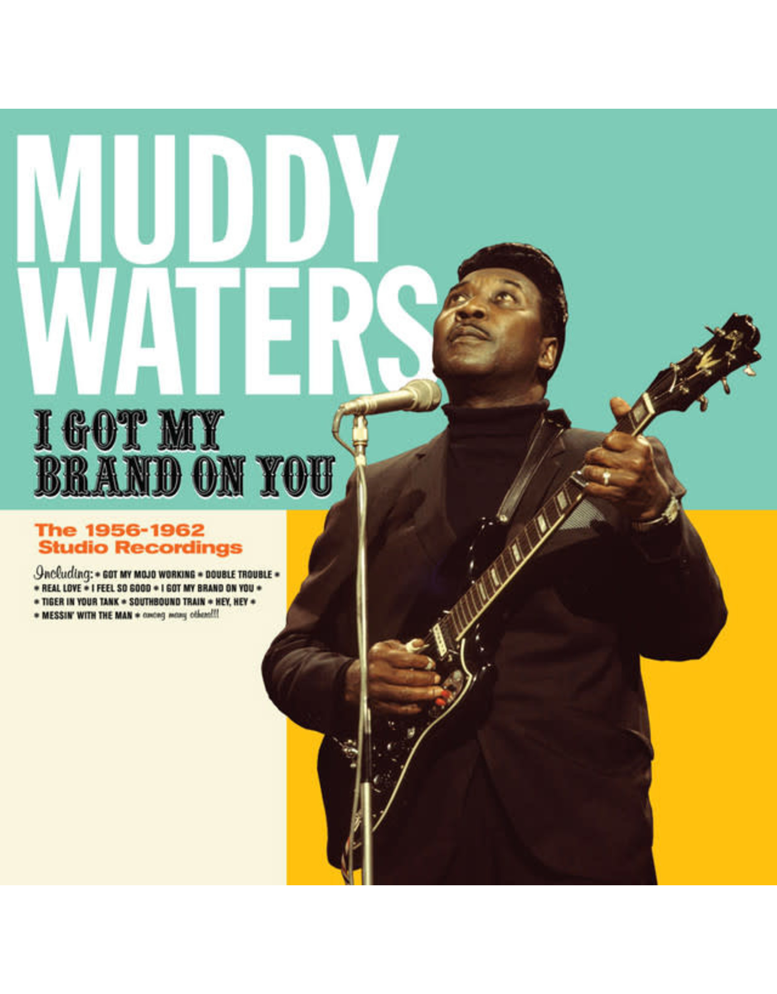 Vinyl Muddy Waters - I Got My Brand On You