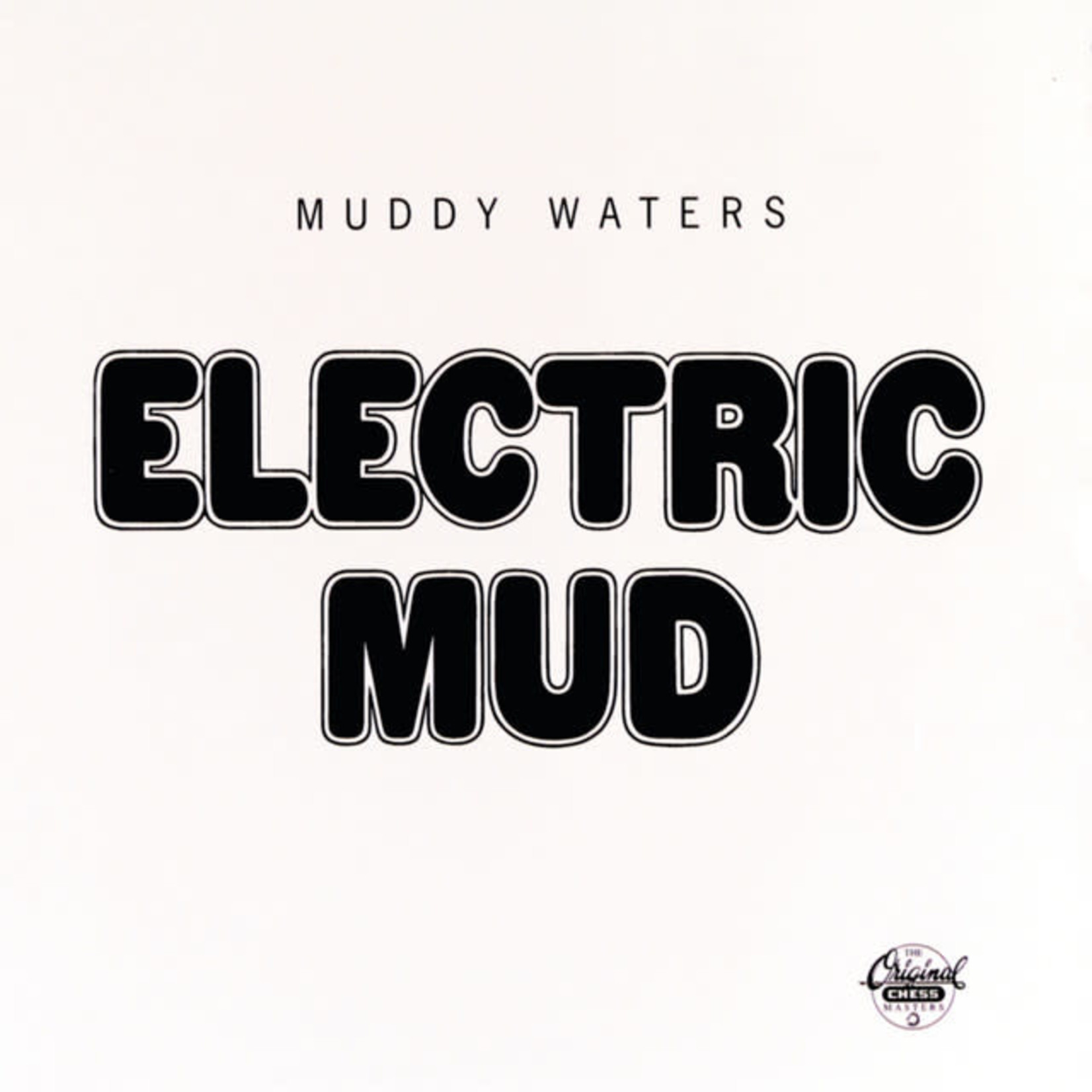 Vinyl Muddy Waters - Electric Mud