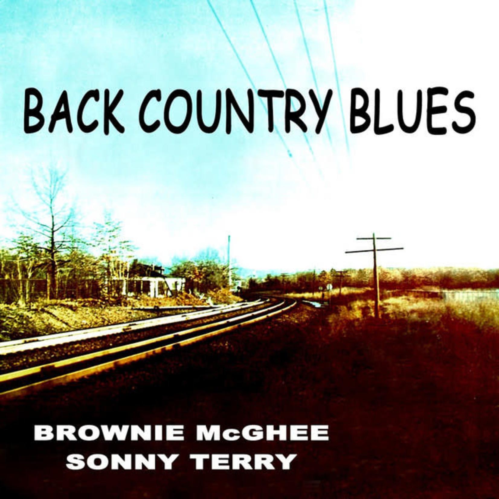Vinyl Brownie McGhee & Sonny Terry - Back Country Blues.   Final Sale