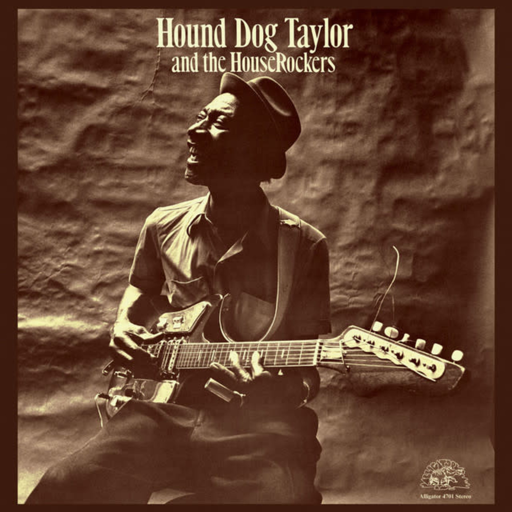 Vinyl Hound Dog Taylor and the HouseRockers - S/T