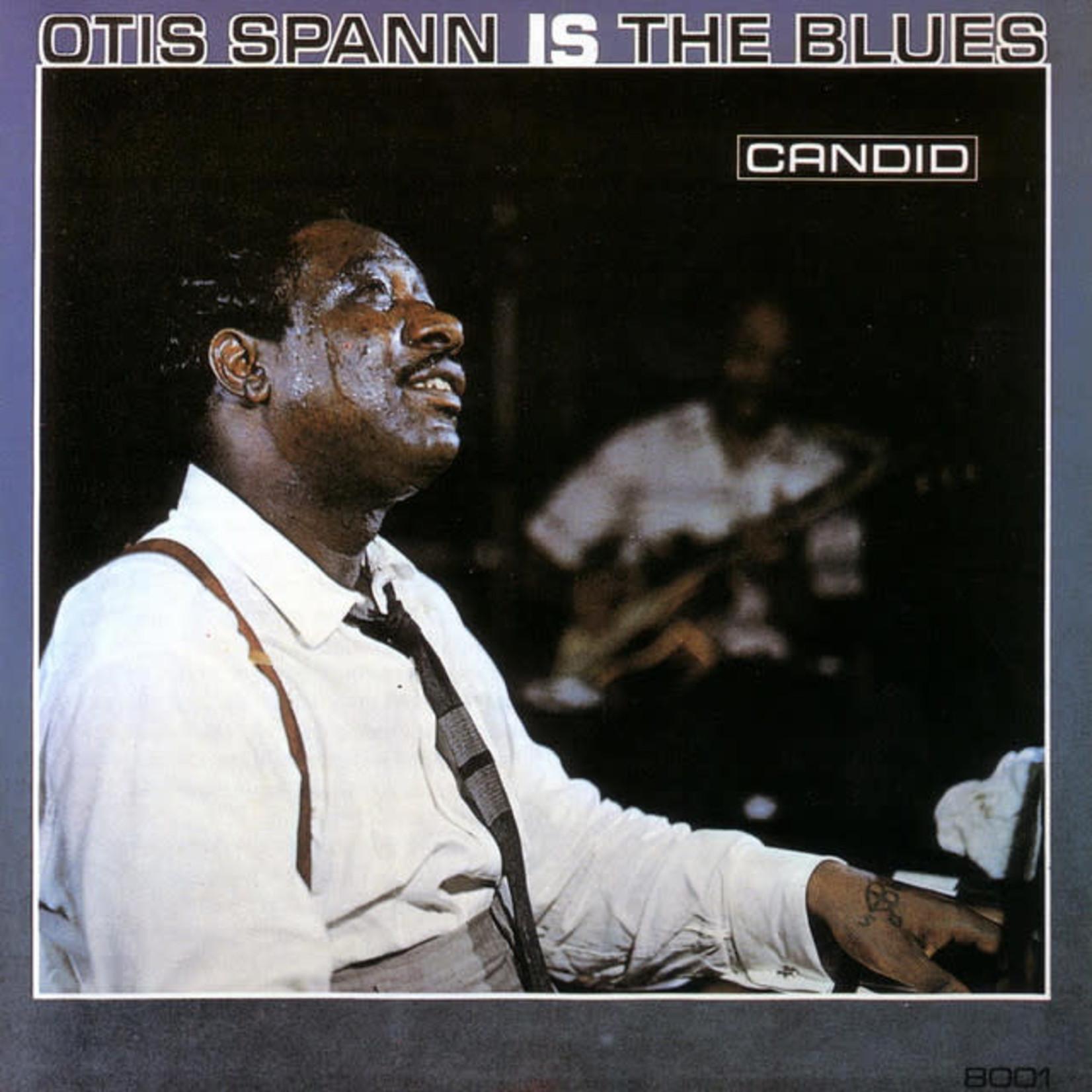 Vinyl Otis Spann - Is The Blues
