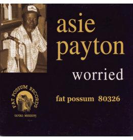 Vinyl Asie Payton - Worried