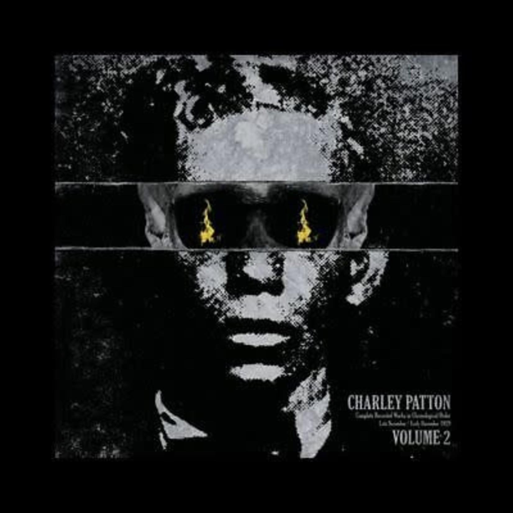 Vinyl Charley Patton - Volume 2. $20