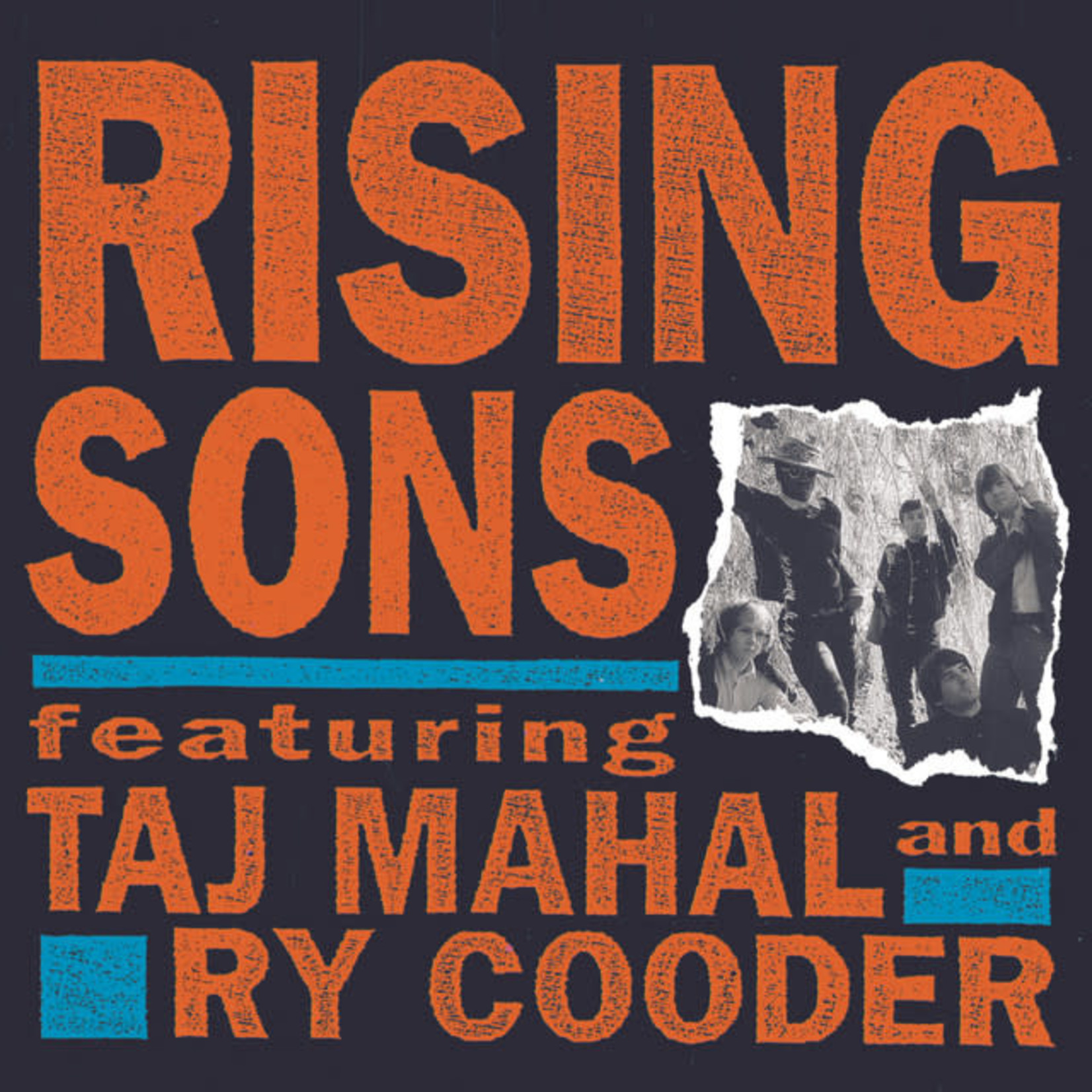 Vinyl Rising Sons - S/T (Featuring Taj Mahal & Ry Cooder)