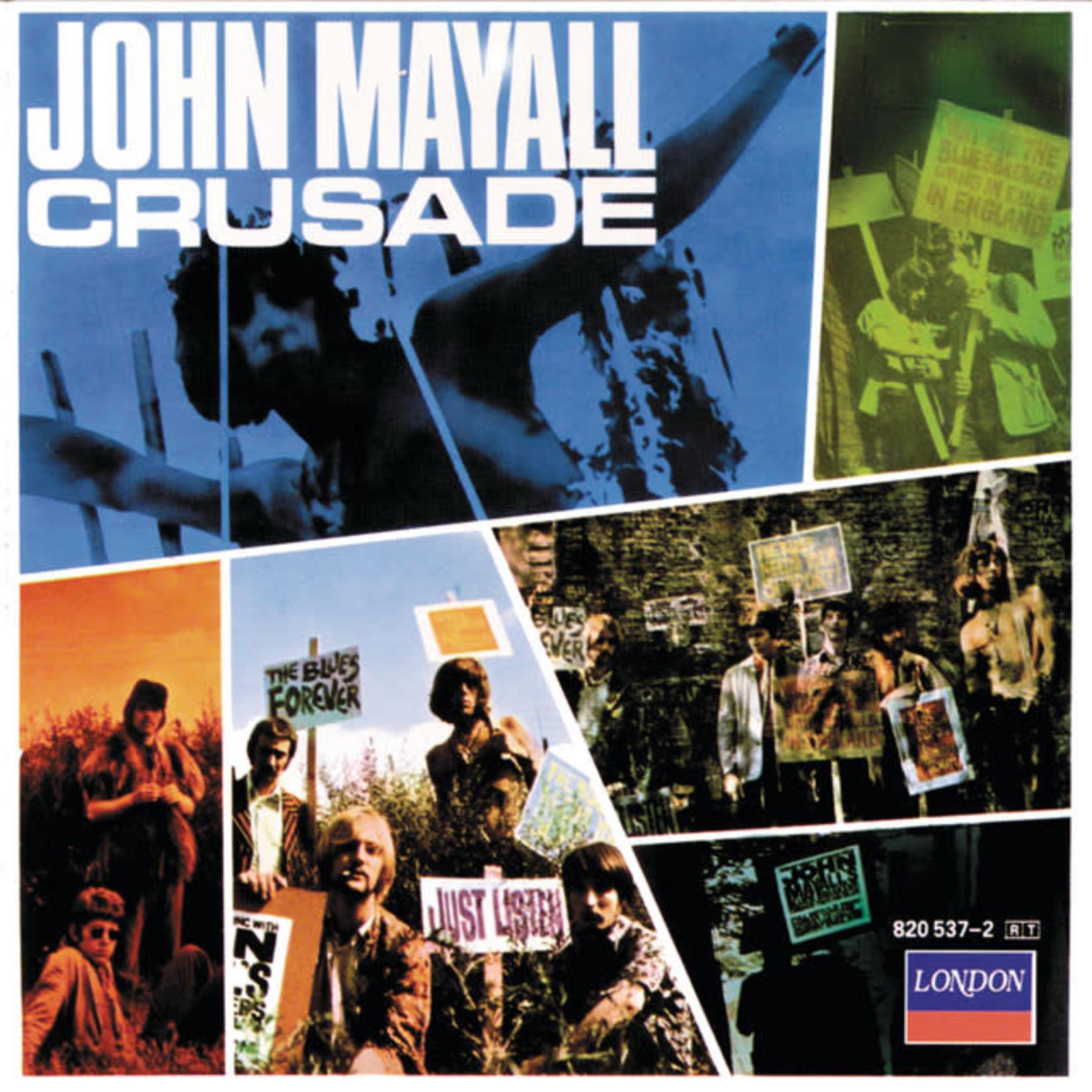 Vinyl John Mayall - Blues Breakers Crusade