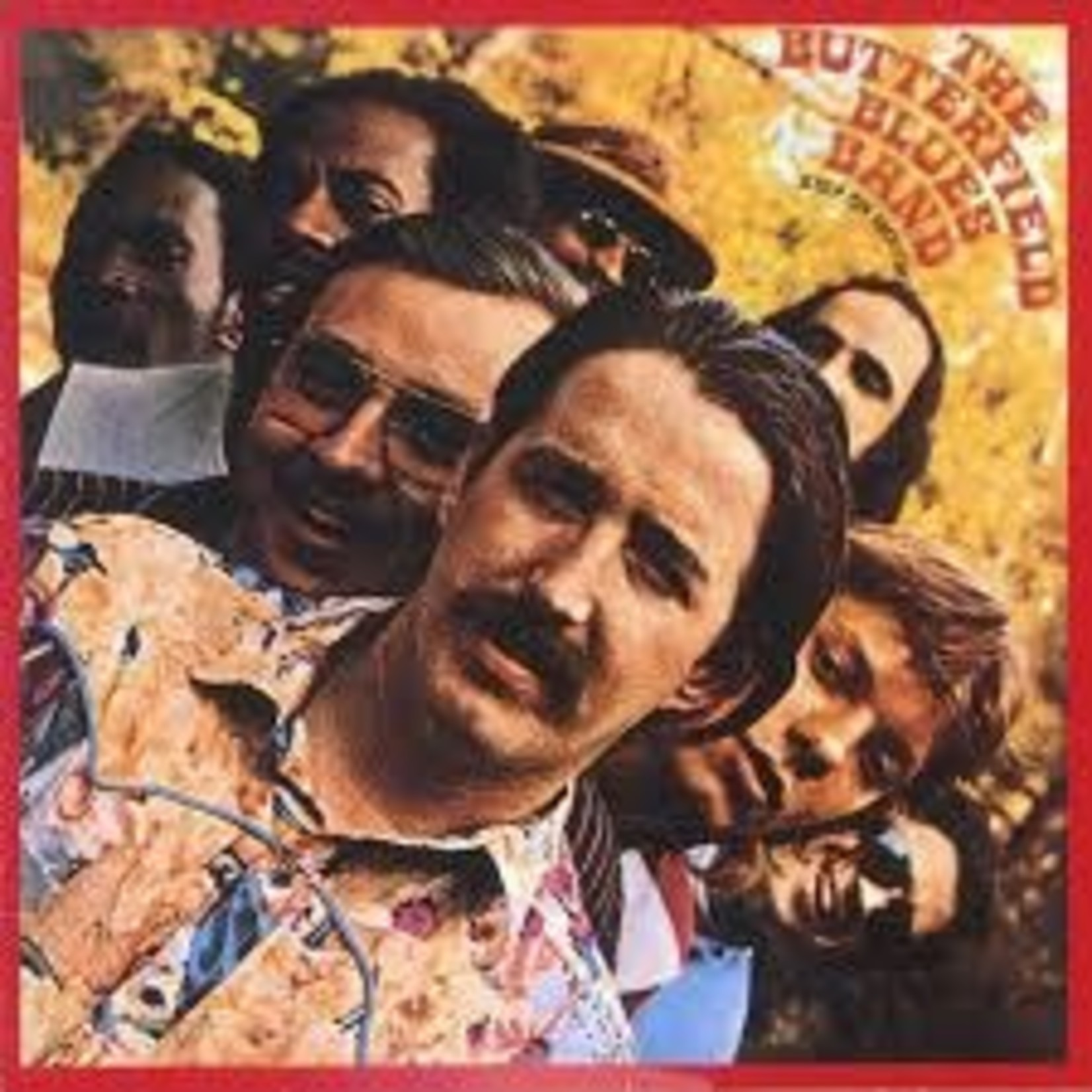 Vinyl The Butterfield Blues Band - Keep On Moving.
