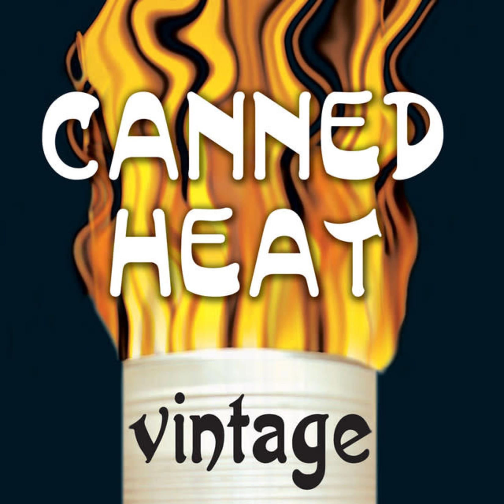 Vinyl Canned Heat - Vintage