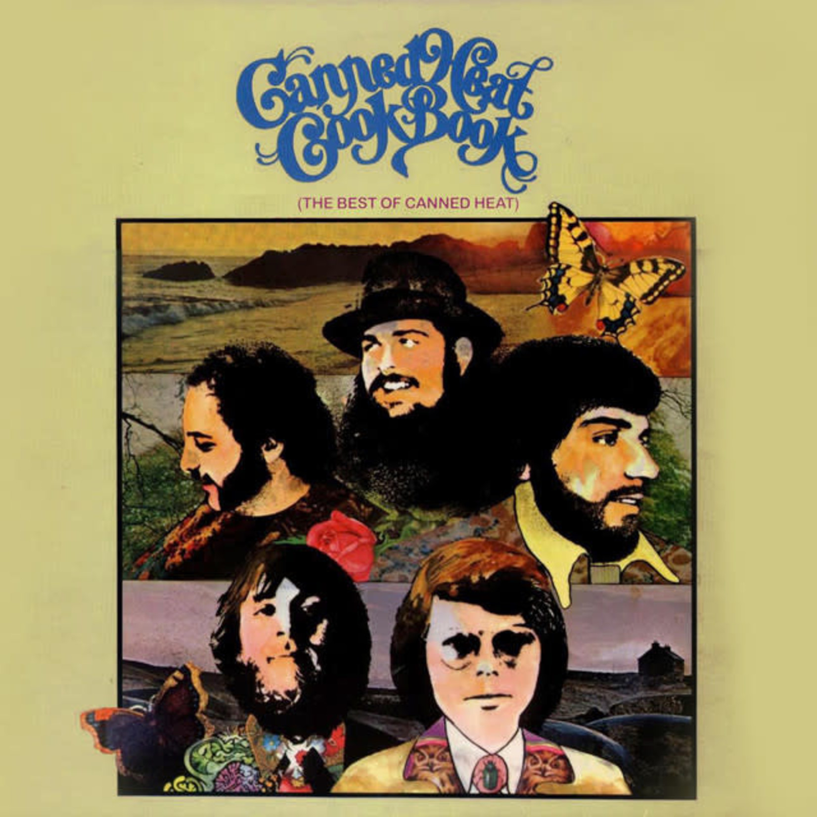 Vinyl Canned Heat - Cook Book