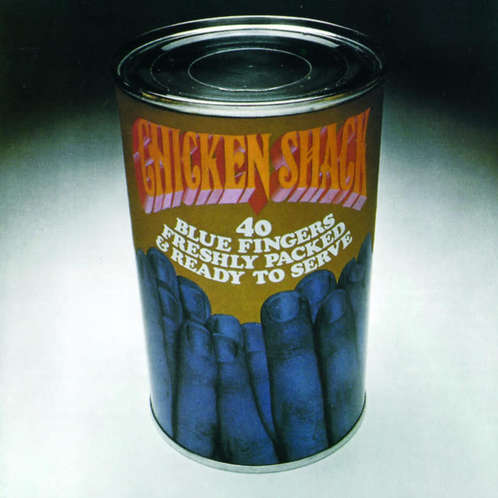 Vinyl Chicken Shack - 40 Blue Fingers