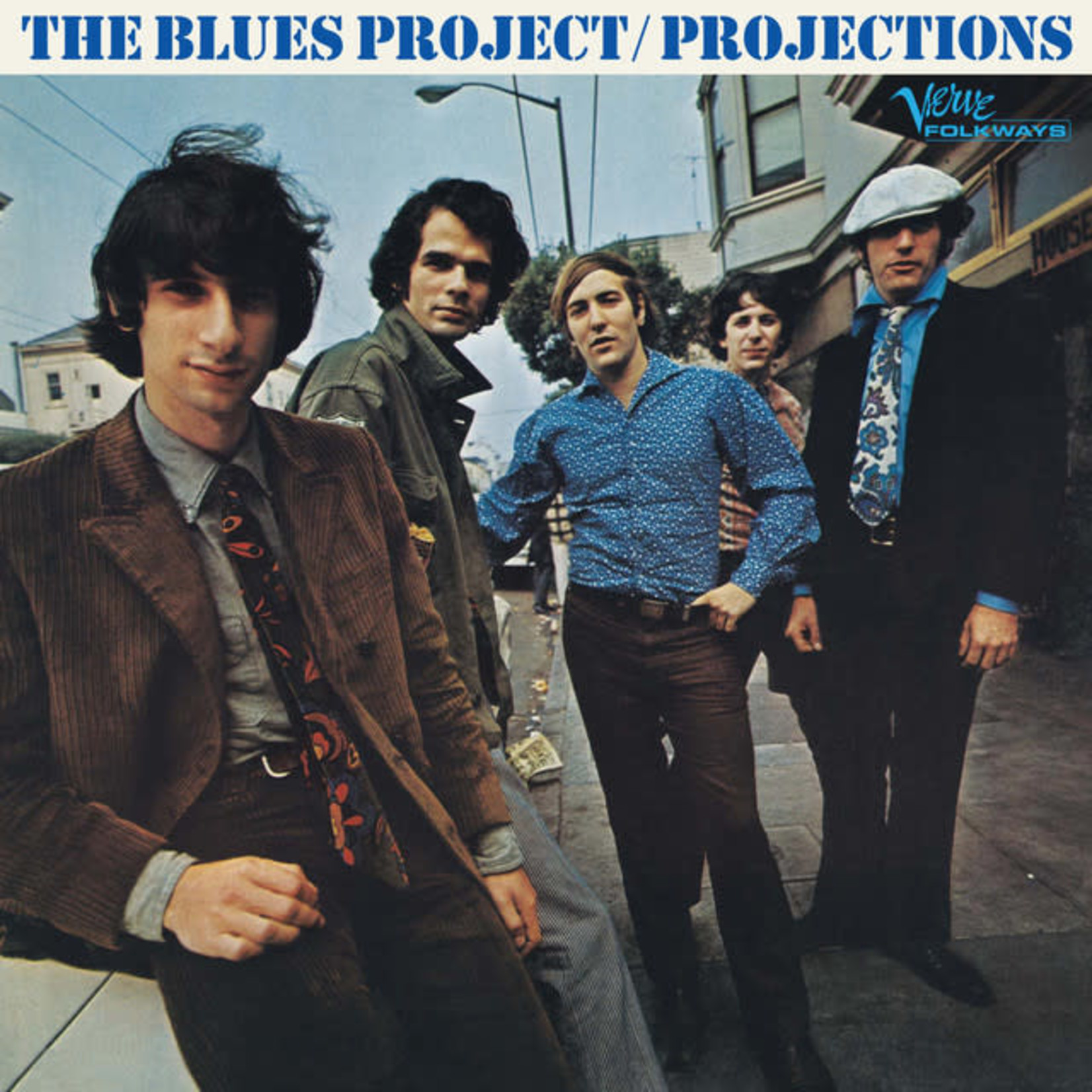 Vinyl The Blues Project - Projections