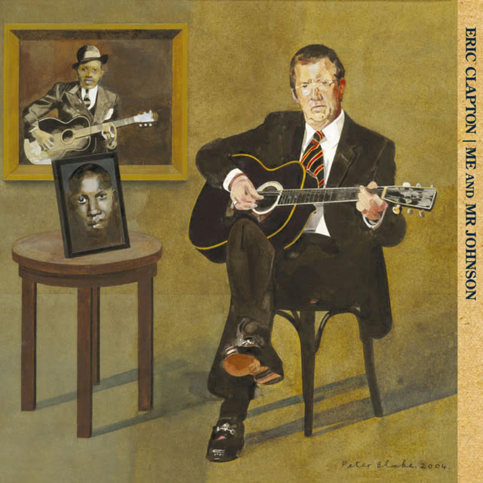 Vinyl Eric Clapton - Me & Mr Johnston