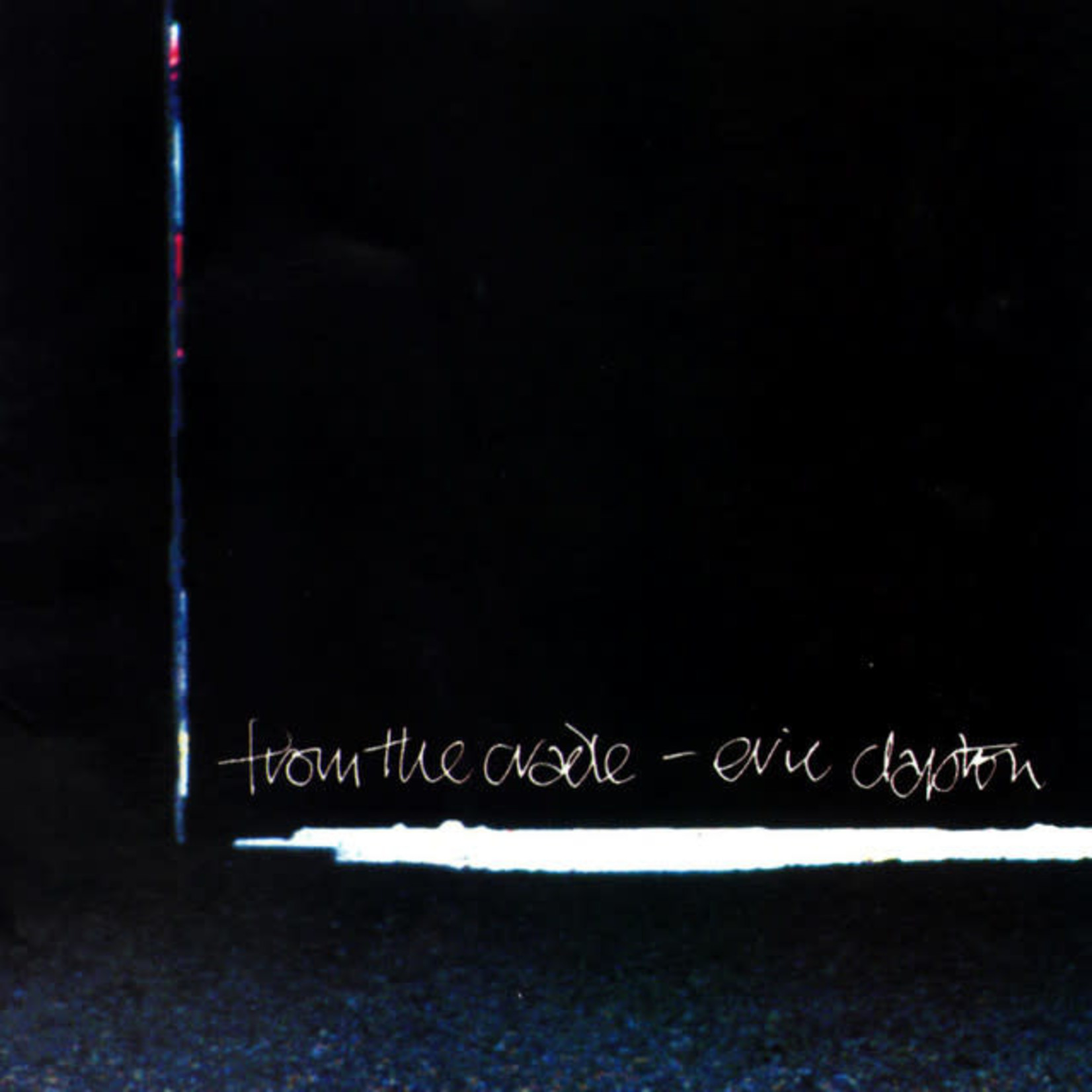 Vinyl Eric Clapton - From The Cradle