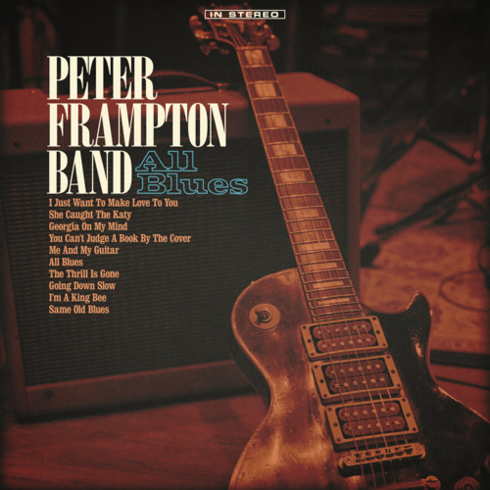 Vinyl Peter Frampton Band - All Blues