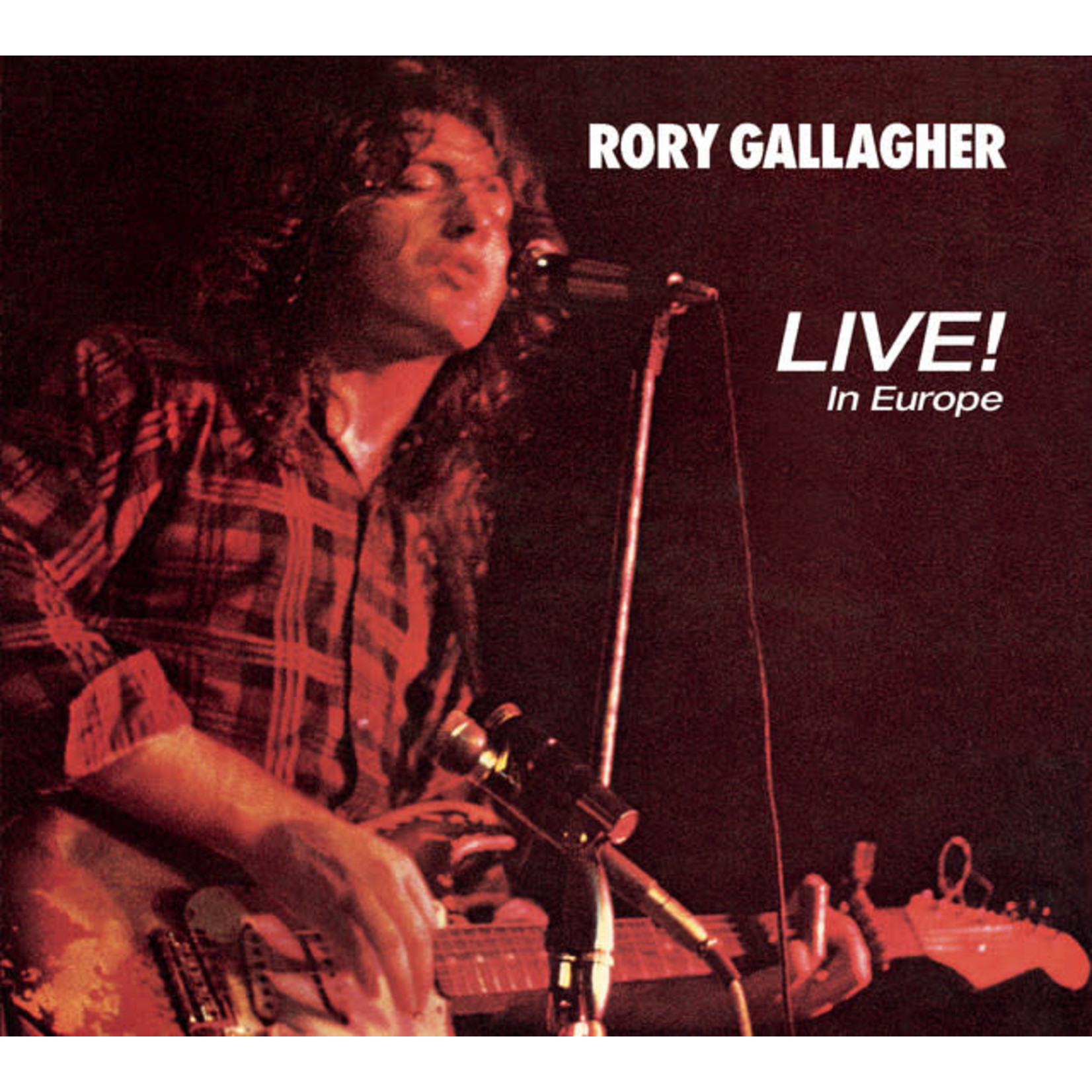 Vinyl Rory Gallagher - Live In Europe