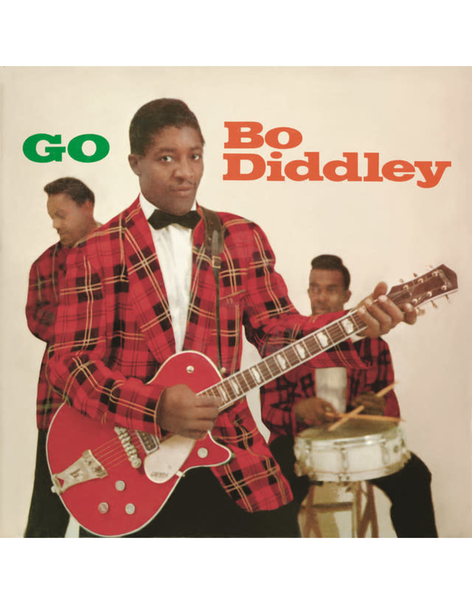 Vinyl Bo Diddley - Go Bo Diddley. Final Sale
