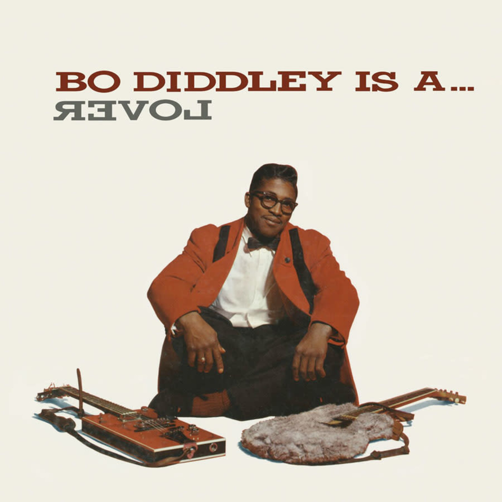Vinyl Bo Diddley - Is A Lover