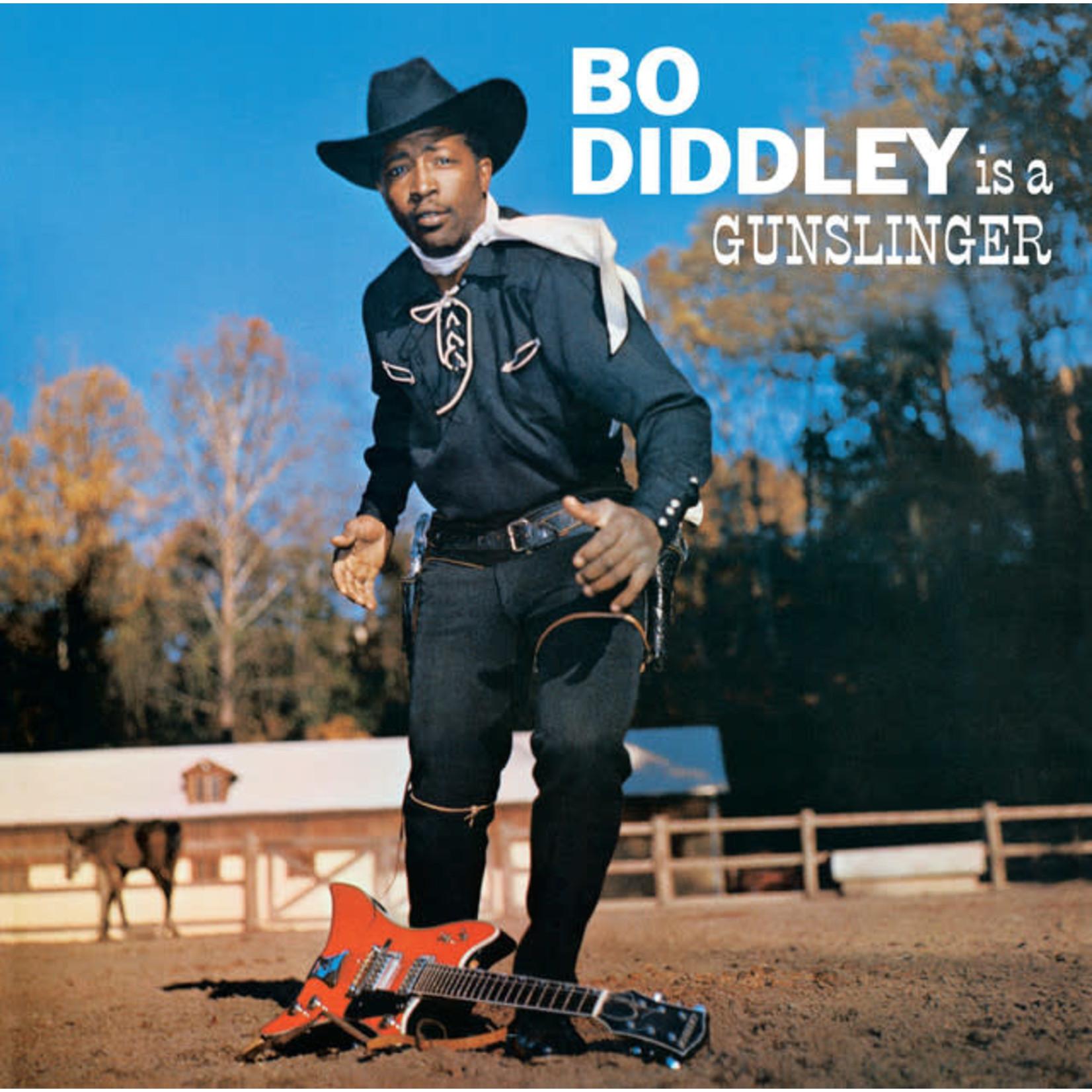 Vinyl Bo Diddley - Is A Gunslinger