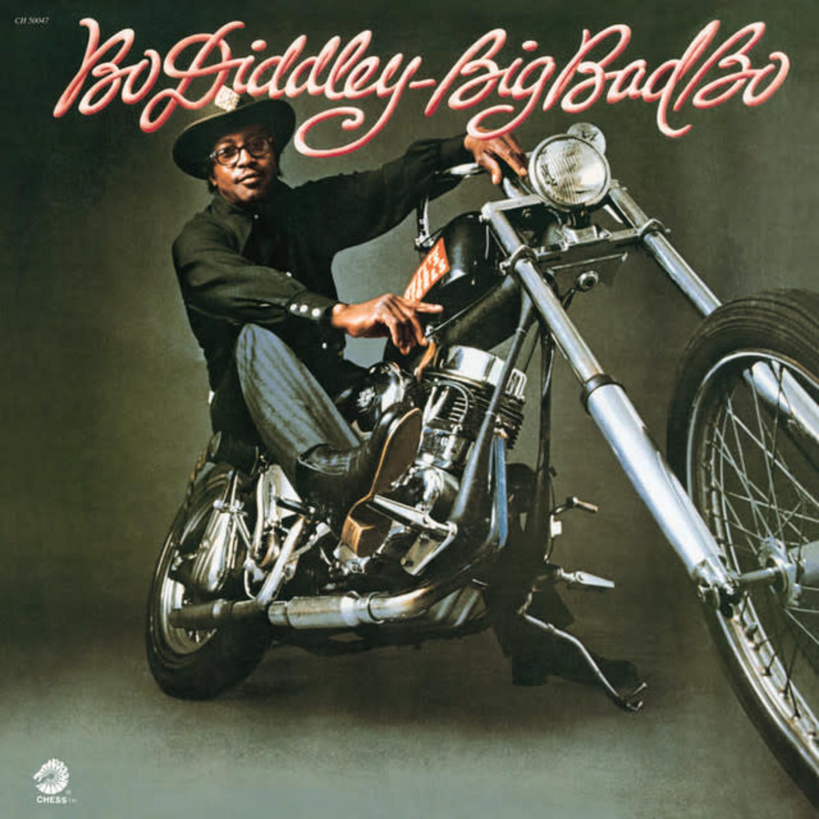 Vinyl Bo Diddley - Big Bad Bo