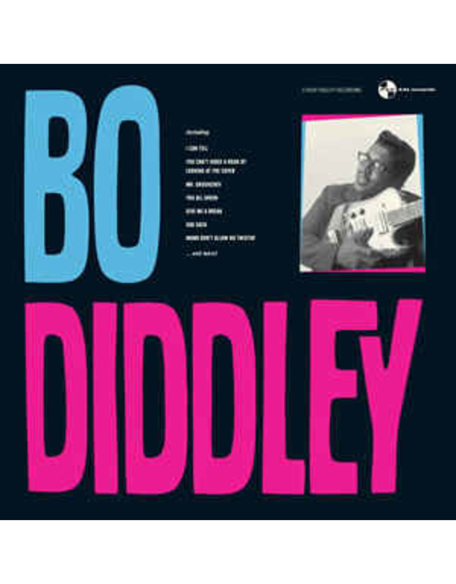 Vinyl Bo Diddley - His Underrated 1962 LP
