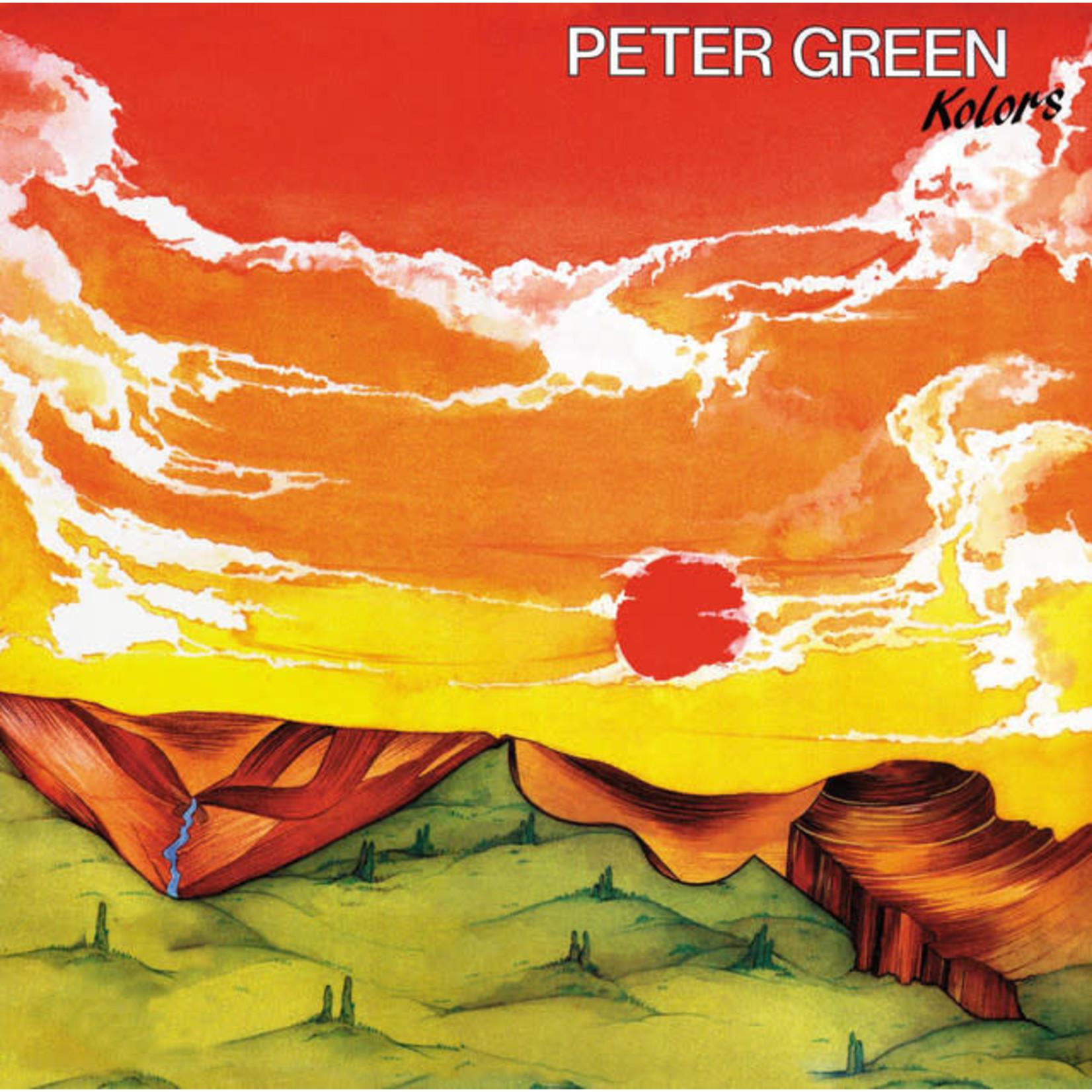 Vinyl Peter Green - Kolors