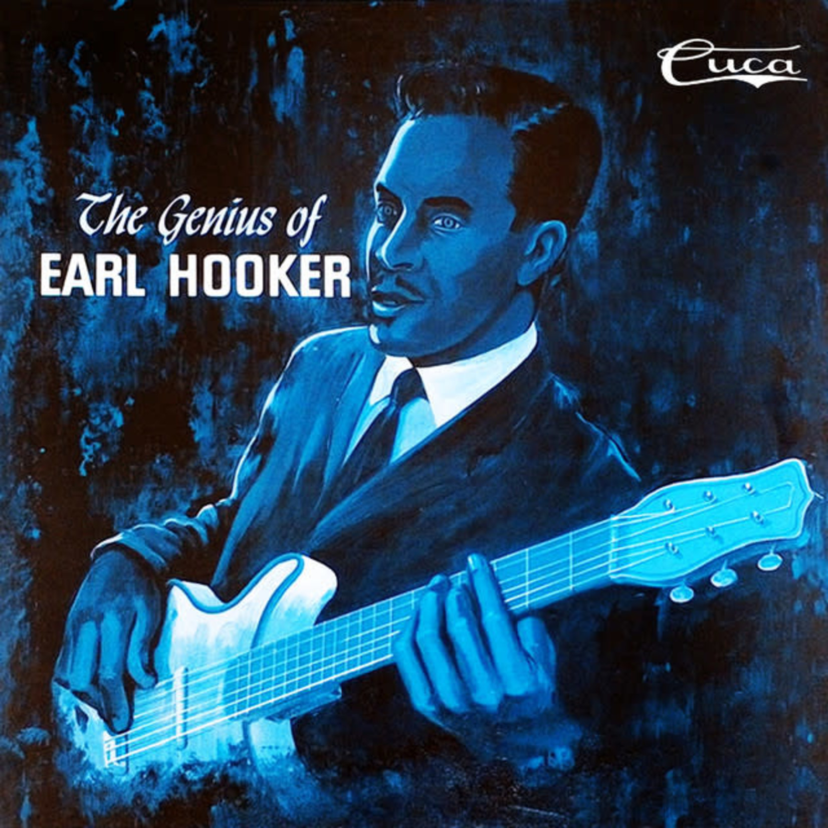 Vinyl Earl Hooker - The Genius Of