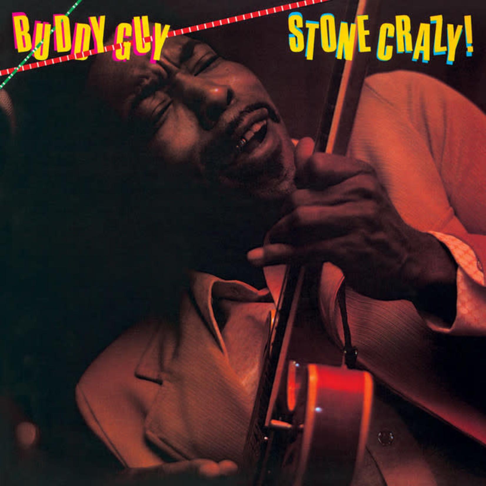Vinyl Buddy Guy - Stone Crazy