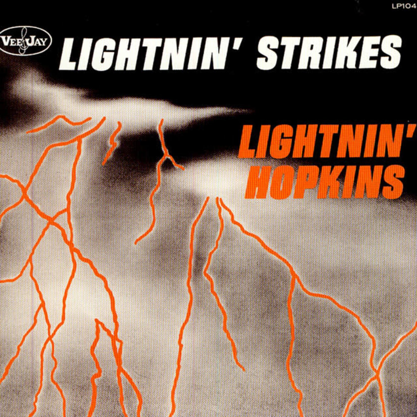 Vinyl Lightnin' Hopkins - Lightnin' Strikes