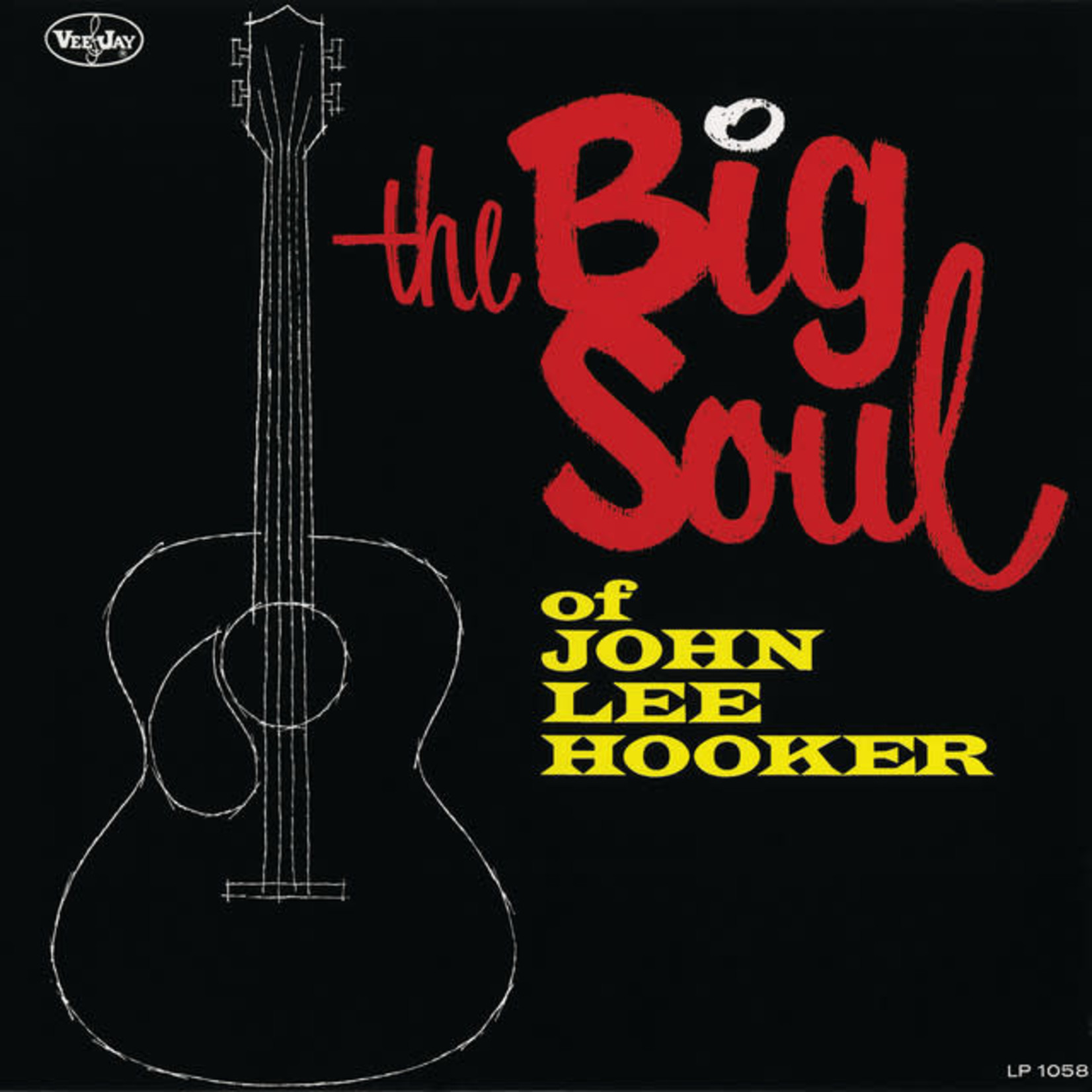 Vinyl John Lee Hooker - The Big Soul
