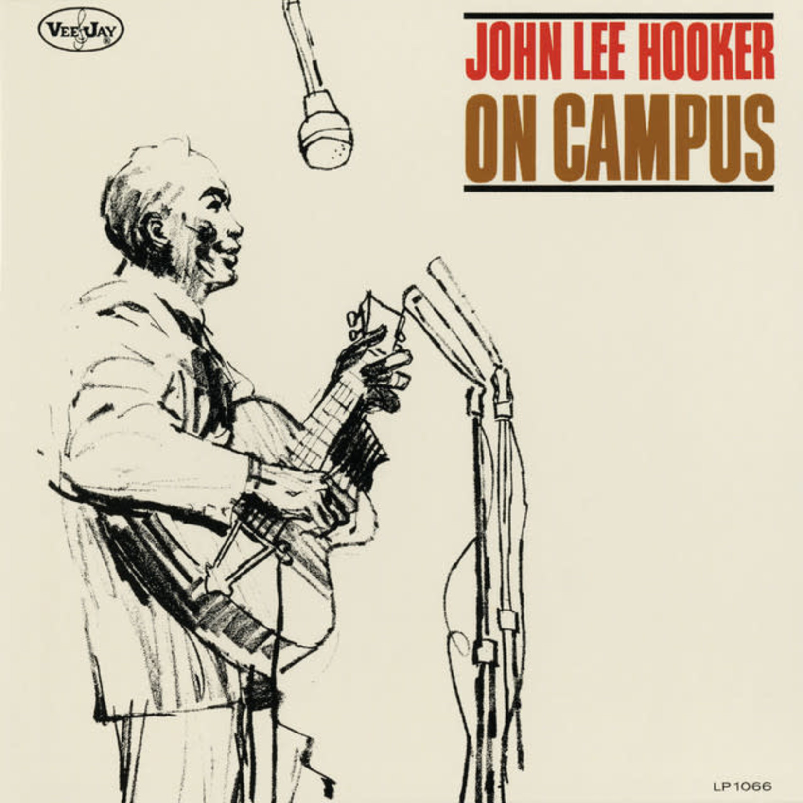 Vinyl John Lee Hooker - On Campus