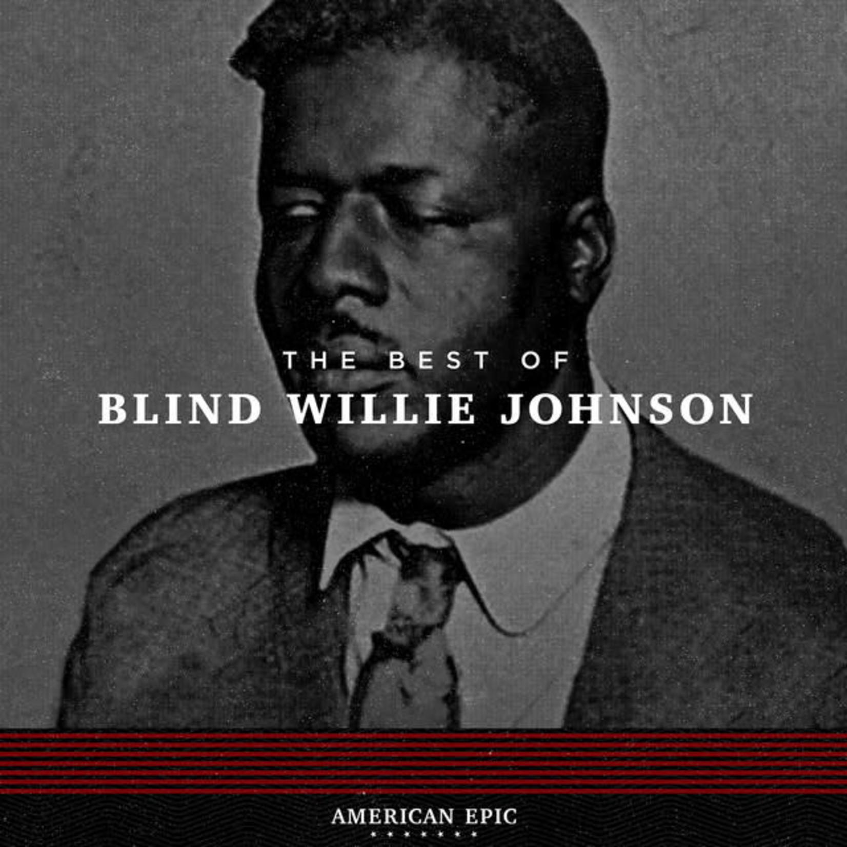 Vinyl Blind Willie Johnson - The Best Of.  Final sale