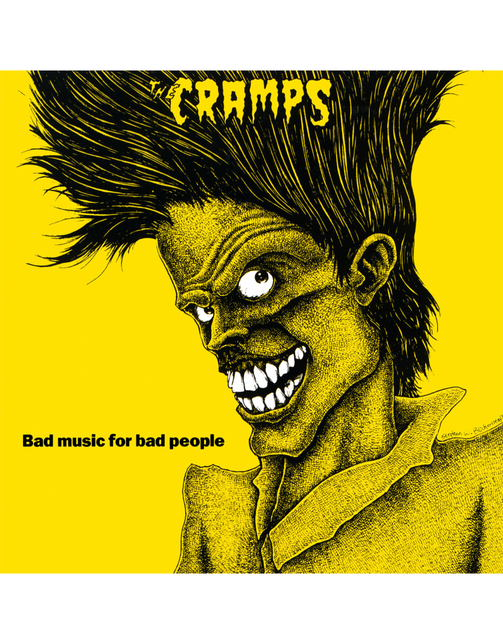 Vinyl The Cramps - Bad Music For Bad People