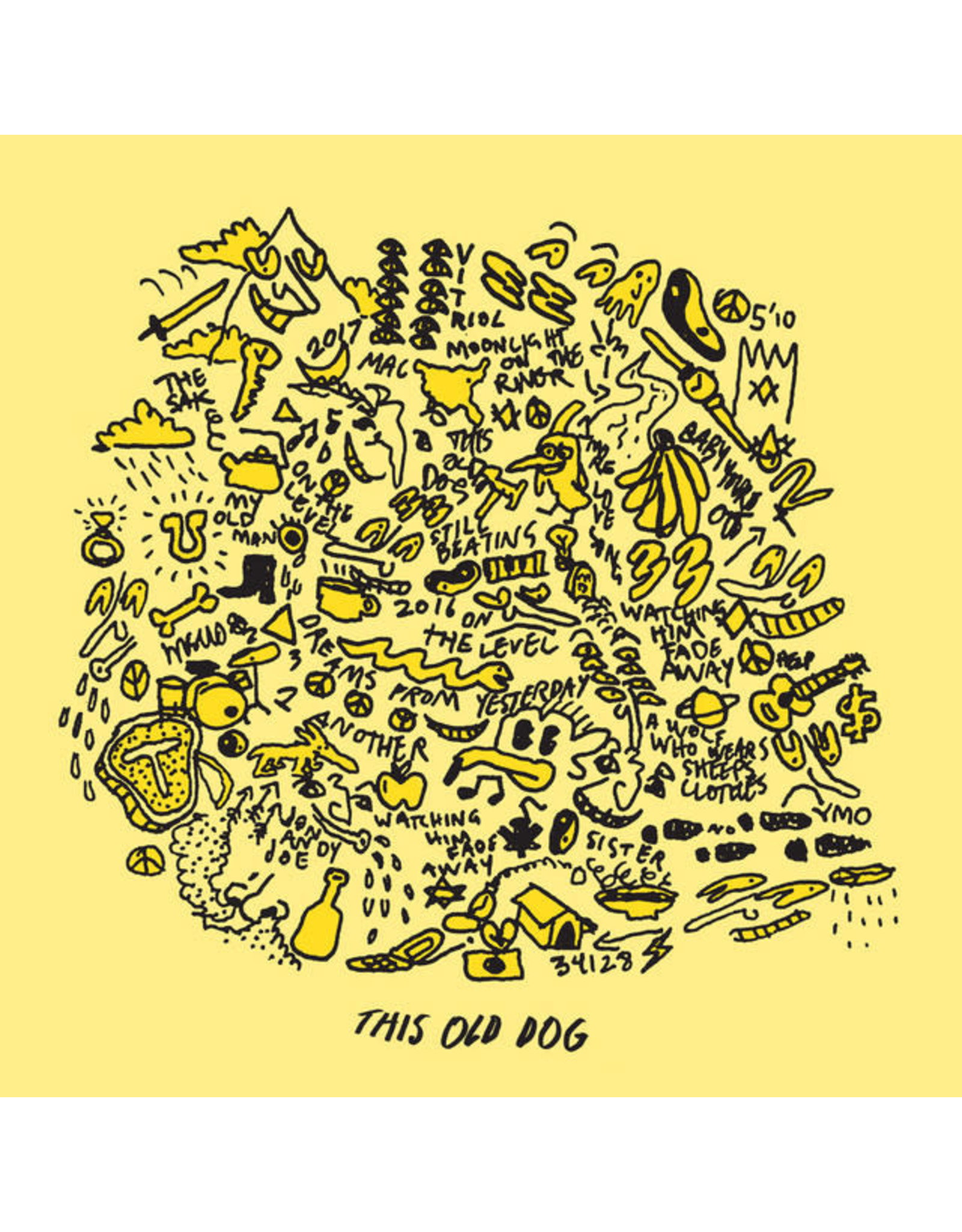 Vinyl Mac Demarco - This Old Dog