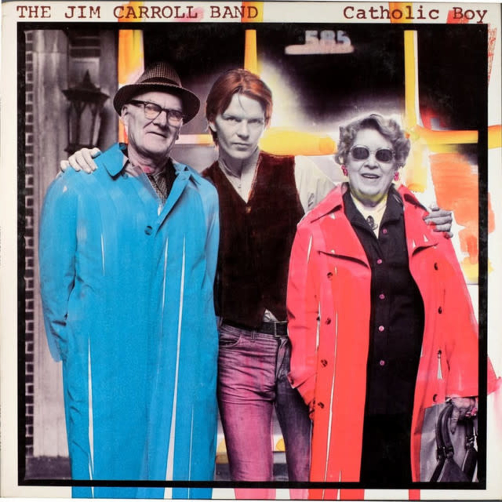 Vinyl Jim Carroll - Catholic Boy