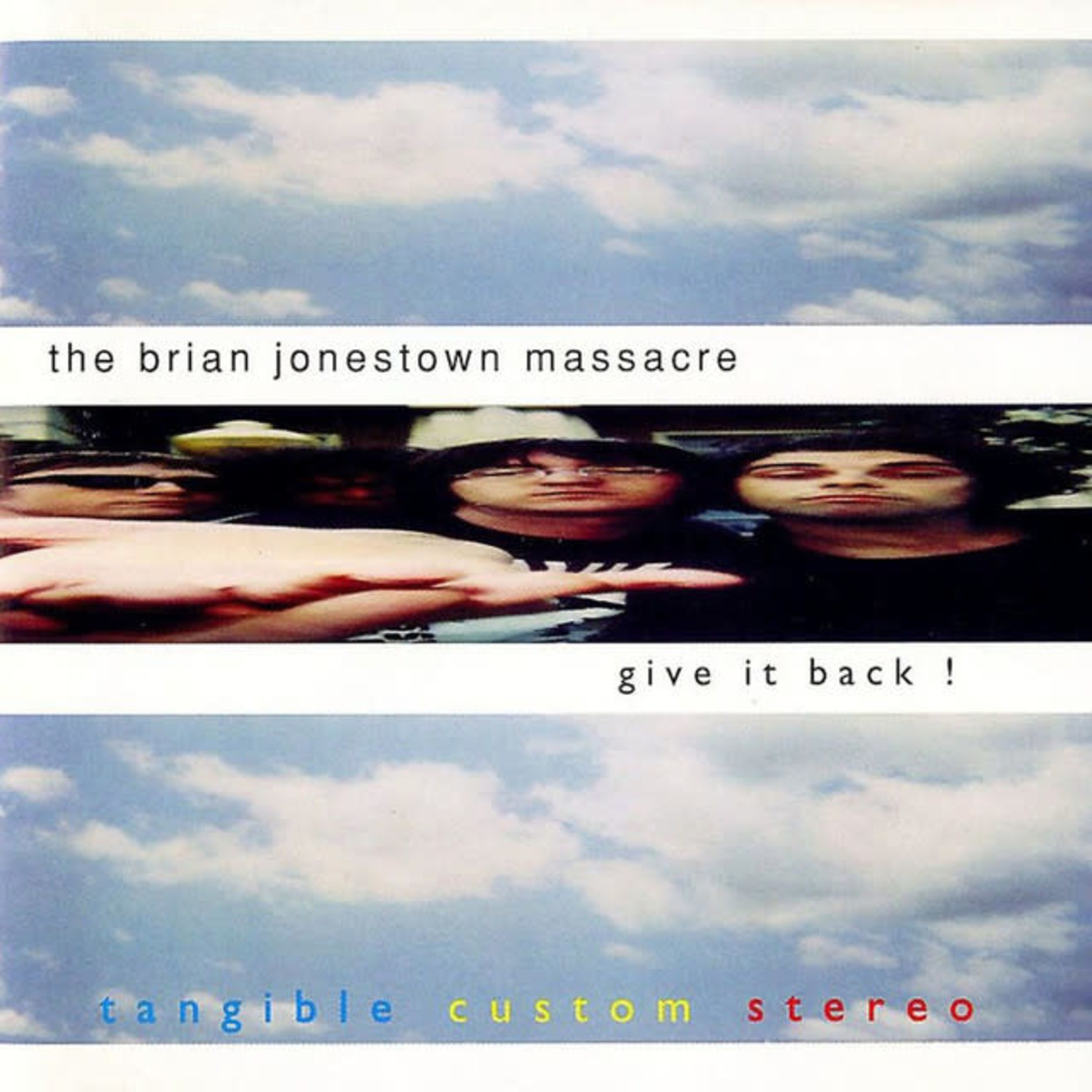 Vinyl Brian Jonestown Massacre - Give It Back!