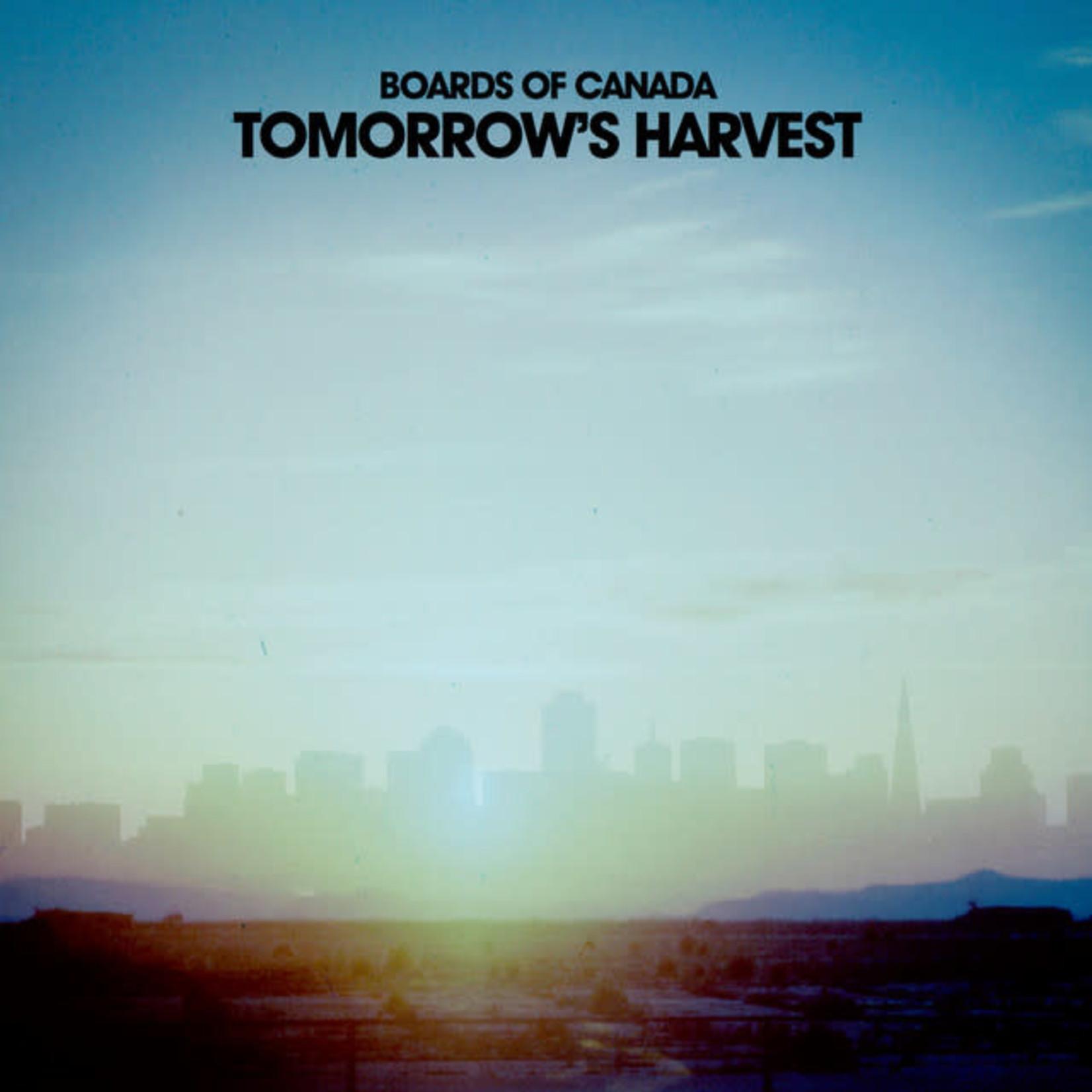 Vinyl Boards of Canada - Tomorrow's Harvest