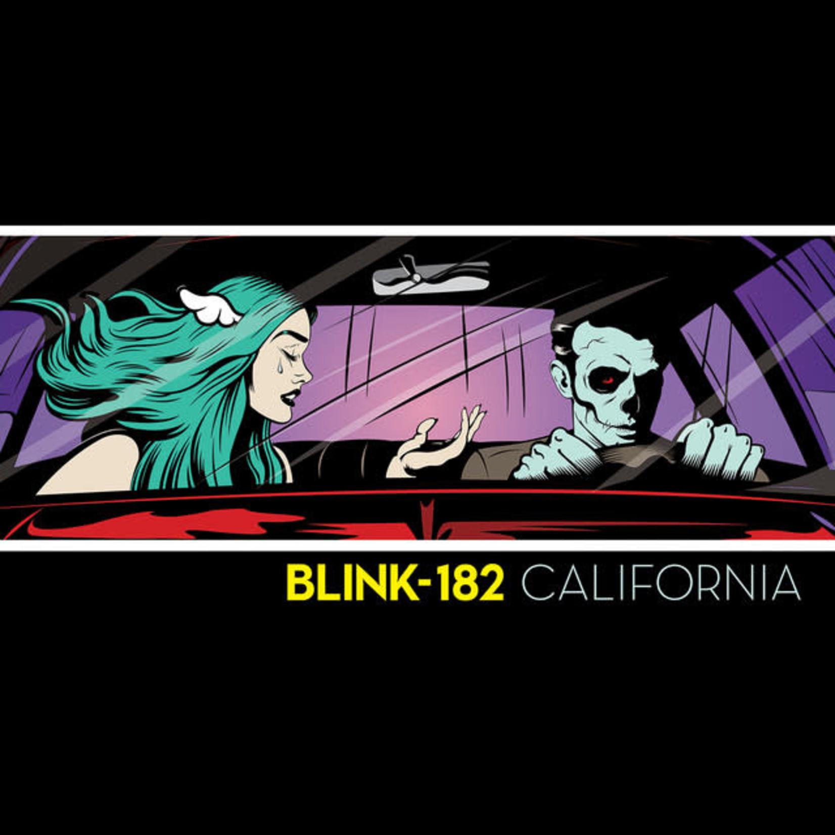 Vinyl Blink 182 - California DLX
