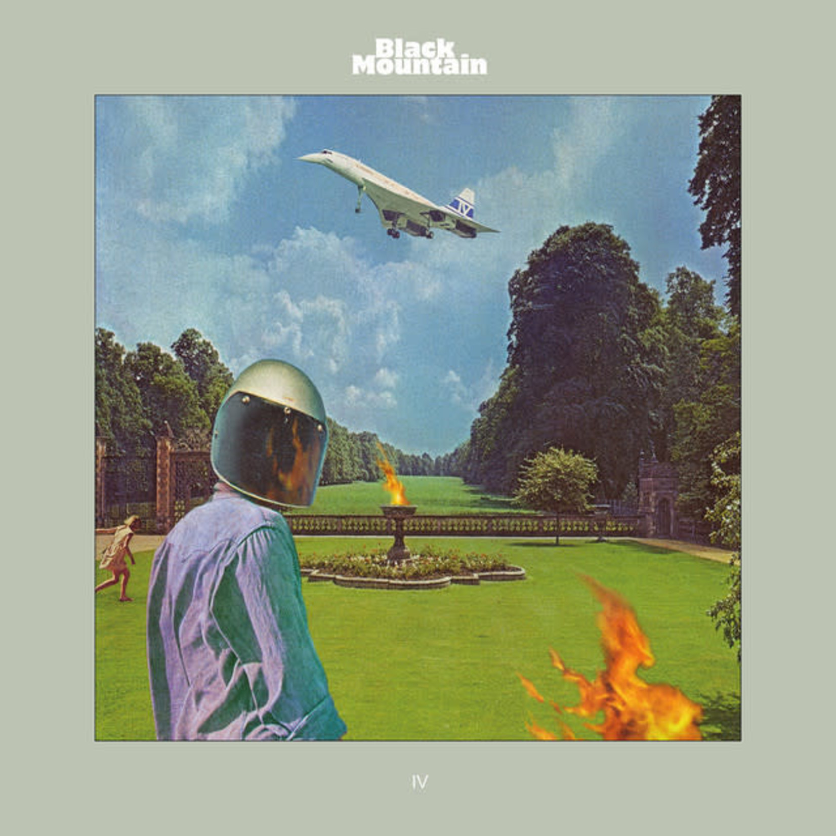 Vinyl Black Mountain - IV