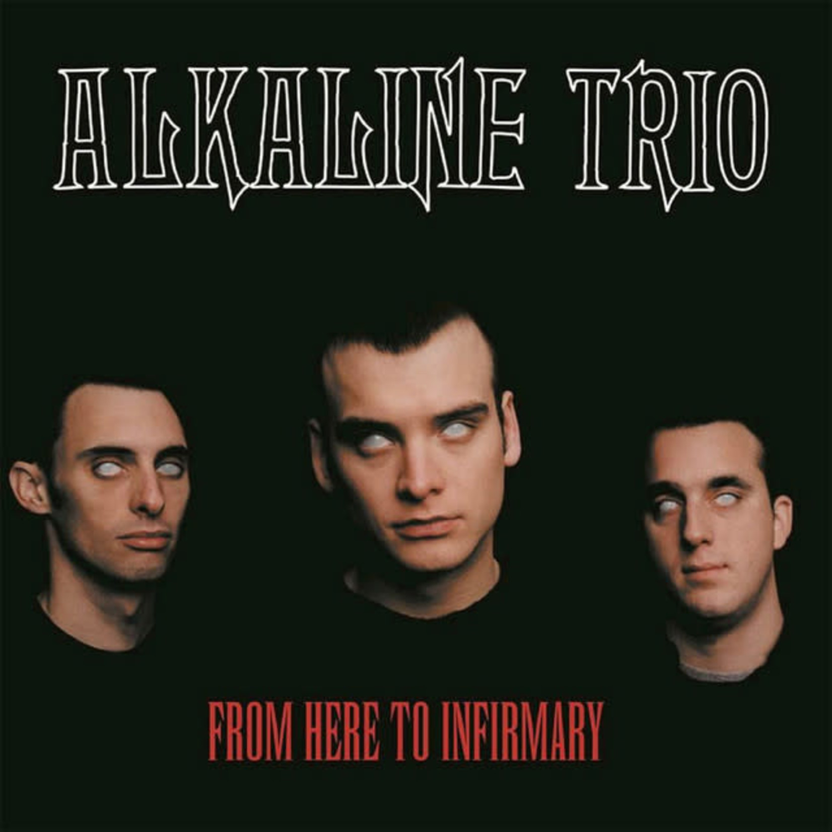 Vinyl Alkaline Trio - From Here To Infirmary