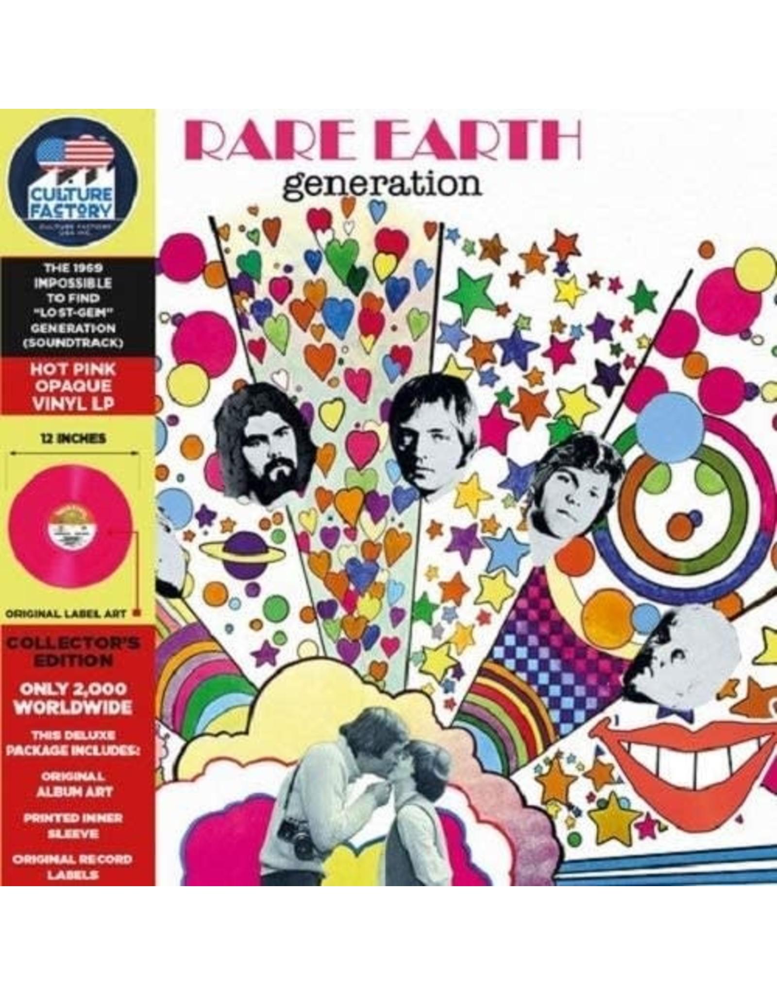 Vinyl Rare Earth - Generation