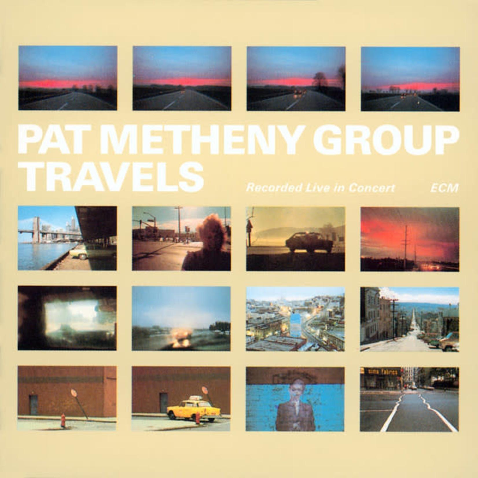 Vinyl Pat Metheny - Travels
