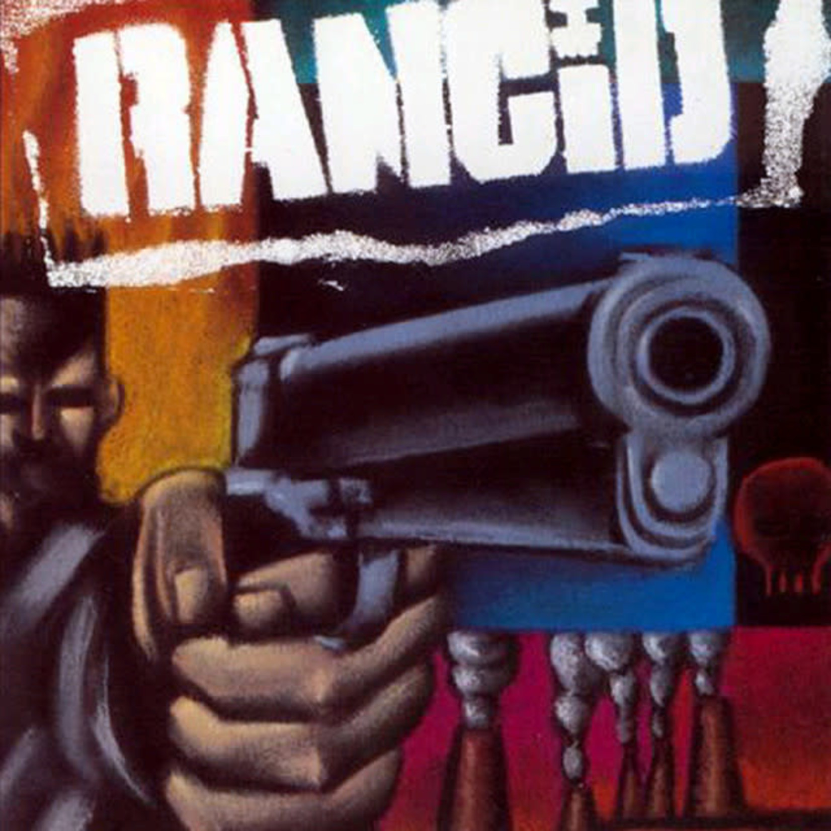 Vinyl Rancid - Debut