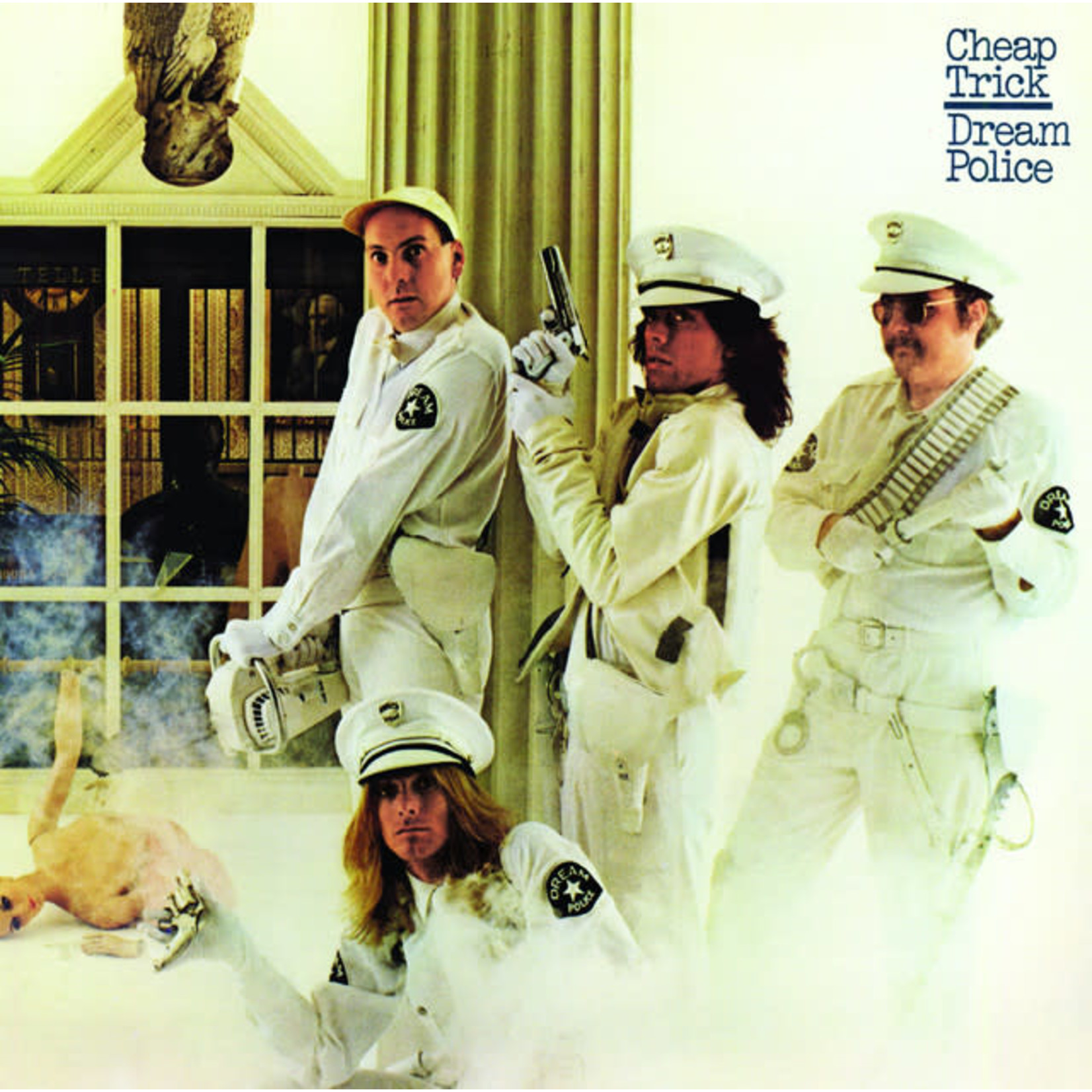 Vinyl Cheap Trick - Dream Police  Final Sale