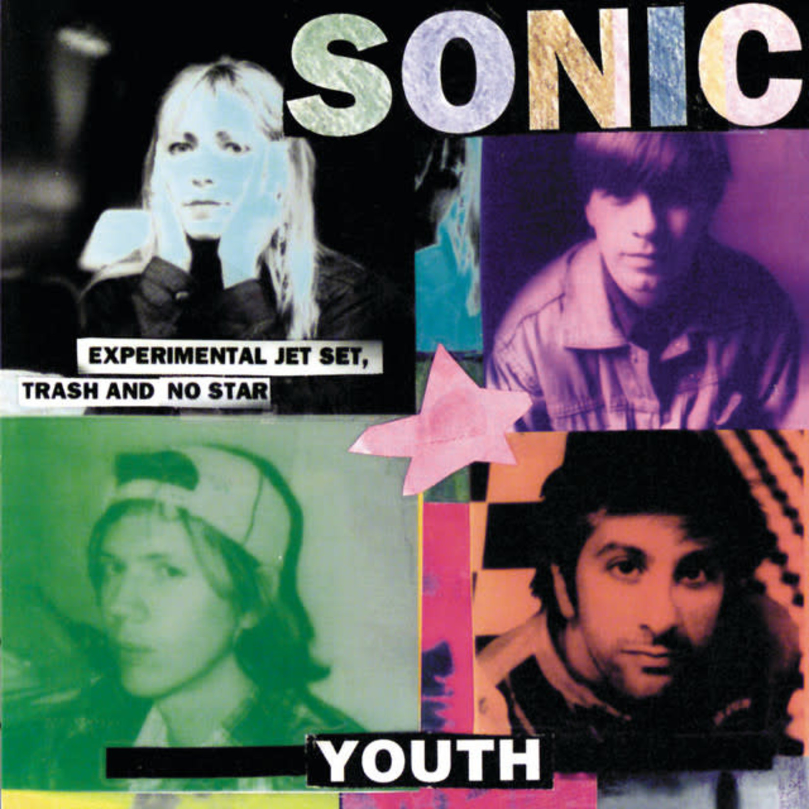 Vinyl Sonic Youth - Experimental Jet Set, Trash and No Star